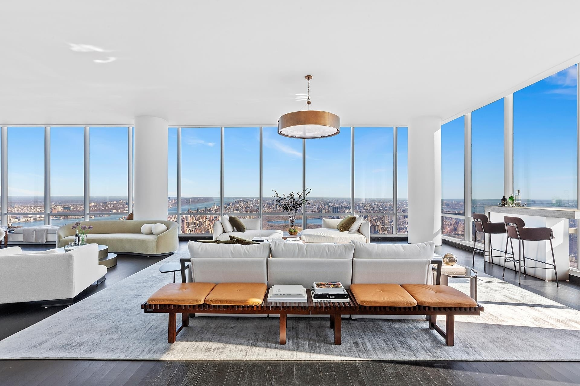 Condominium for Sale at One57, 157 W 57TH ST , 87 Midtown West, New York, NY 10019
