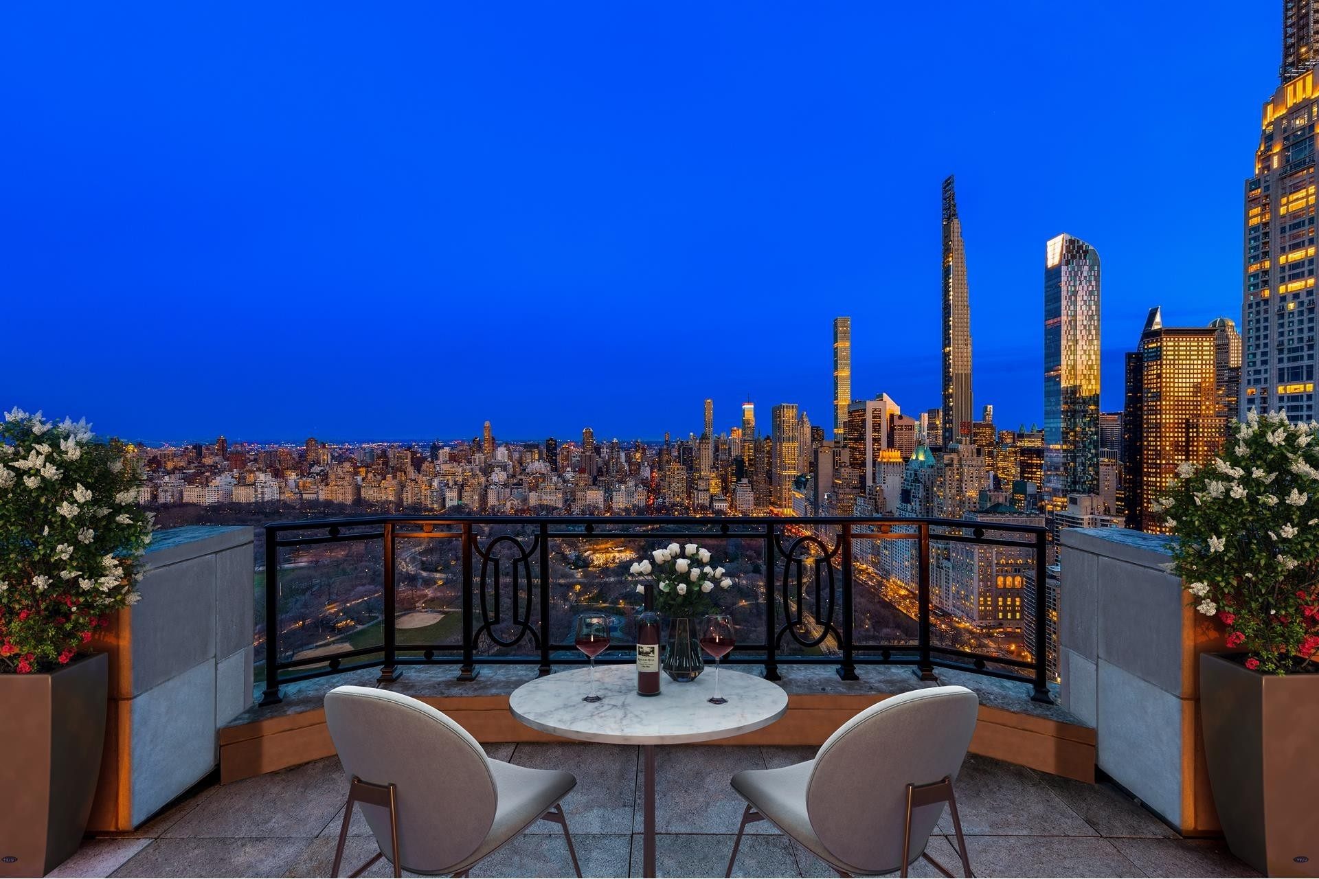 Condominium por un Venta en 15 Central Park West, PH41 Lincoln Square, New York, NY 10023
