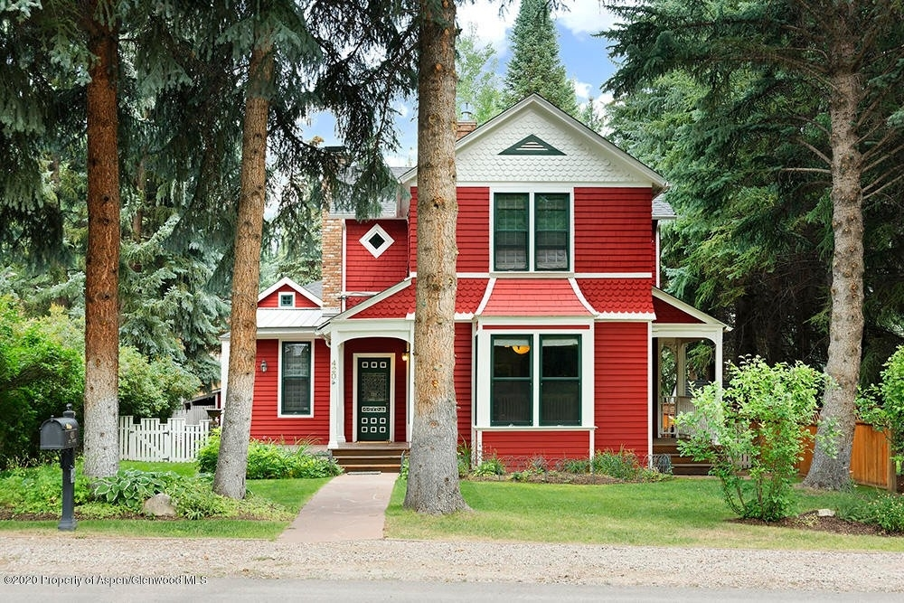 Single Family Home for Sale at The West End, Aspen, CO 81611