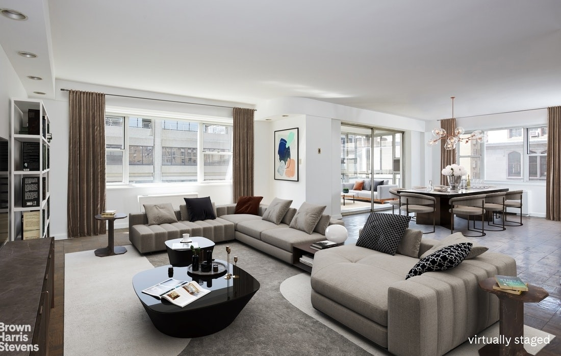 Co-op Properties at 150 East 69th St, 8C Lenox Hill, New York