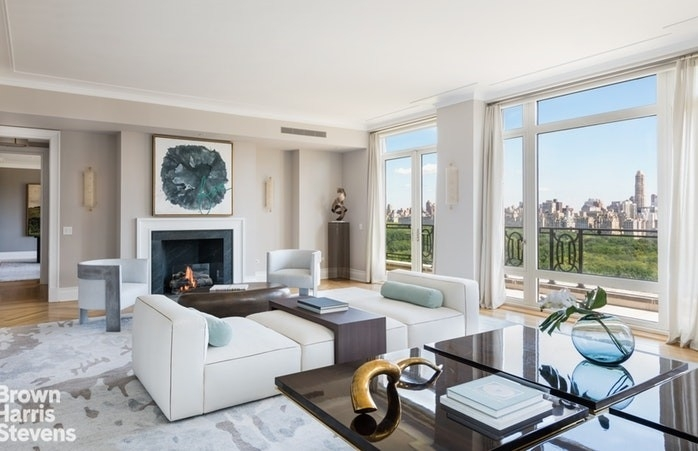 Property at 15 Central Park West, PH18/19A Lincoln Square, New York, NY 10023