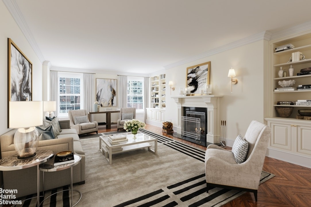 Property en 1220 Park Avenue, 7D Carnegie Hill, New York, NY 10128
