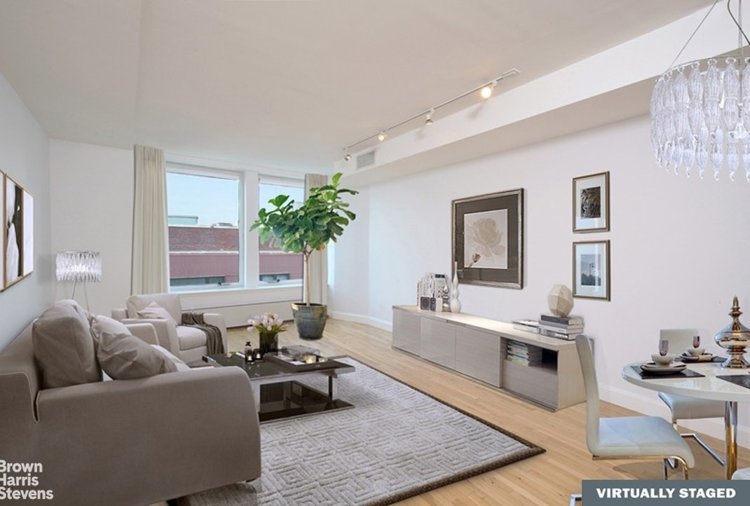 Property at The Lion's Head Condominium, 121 West 19th St, 10D Chelsea, New York, NY 10011