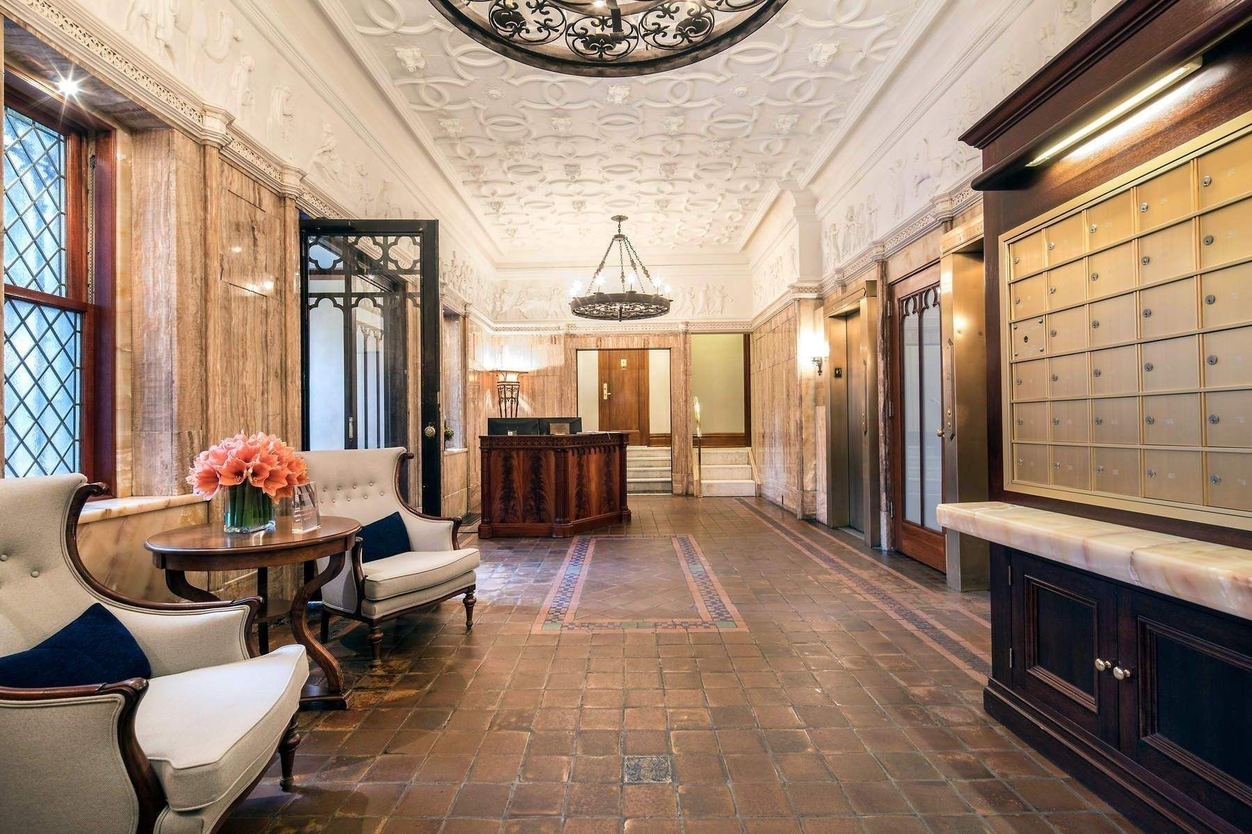 12. Condominiums for Sale at 36 Gramercy Park East, 7W Gramercy Park, New York, NY 10003