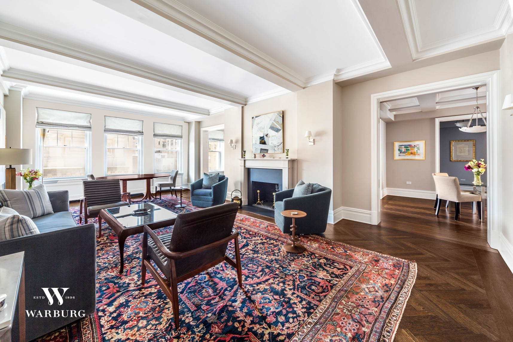 Property 在 101 Central Park West, 6A Lincoln Square, 纽约, NY 10023