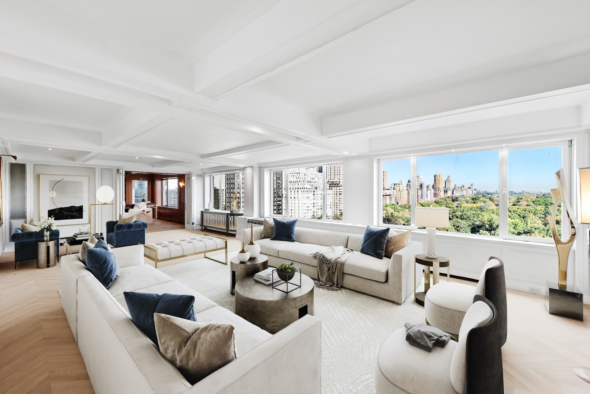 Property at 230 Central Park South, PH16 Central Park South, New York, NY 10019