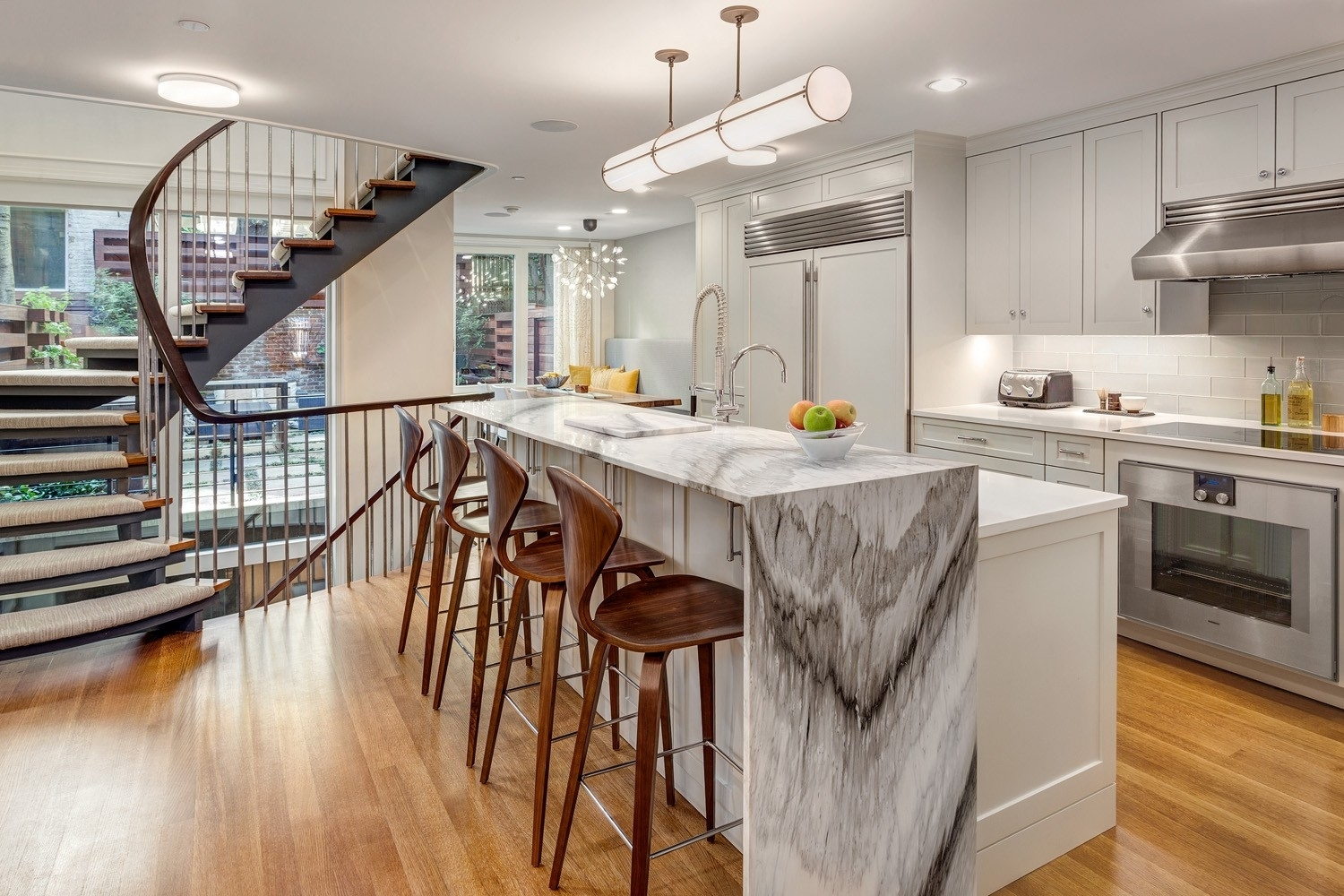 8. Single Family Townhouse for Sale at Upper West Side, New York, NY 10024