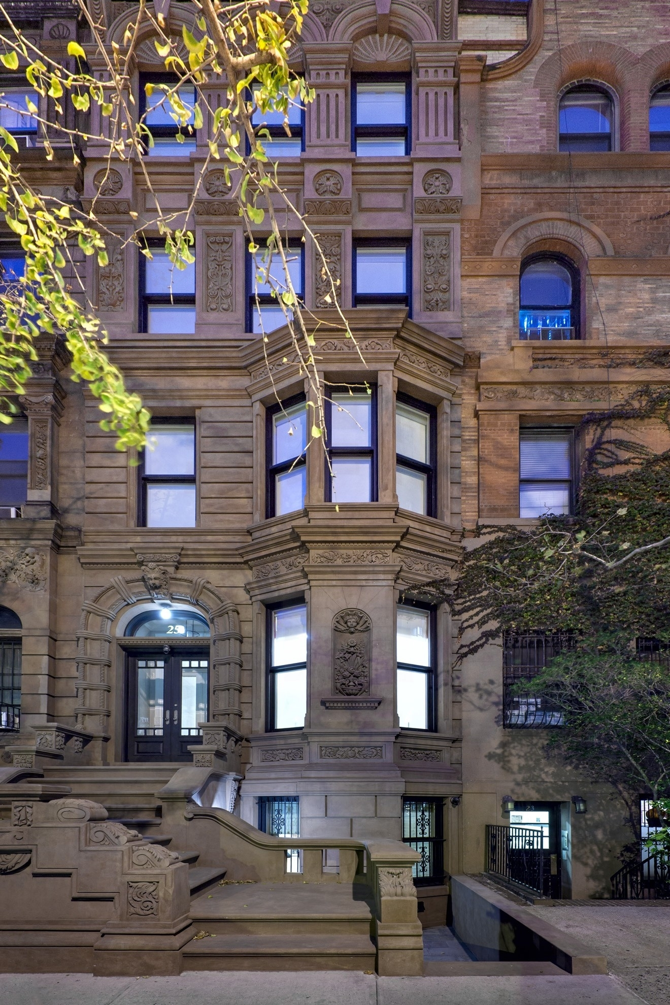 1. Single Family Townhouse for Sale at Upper West Side, New York, NY 10024