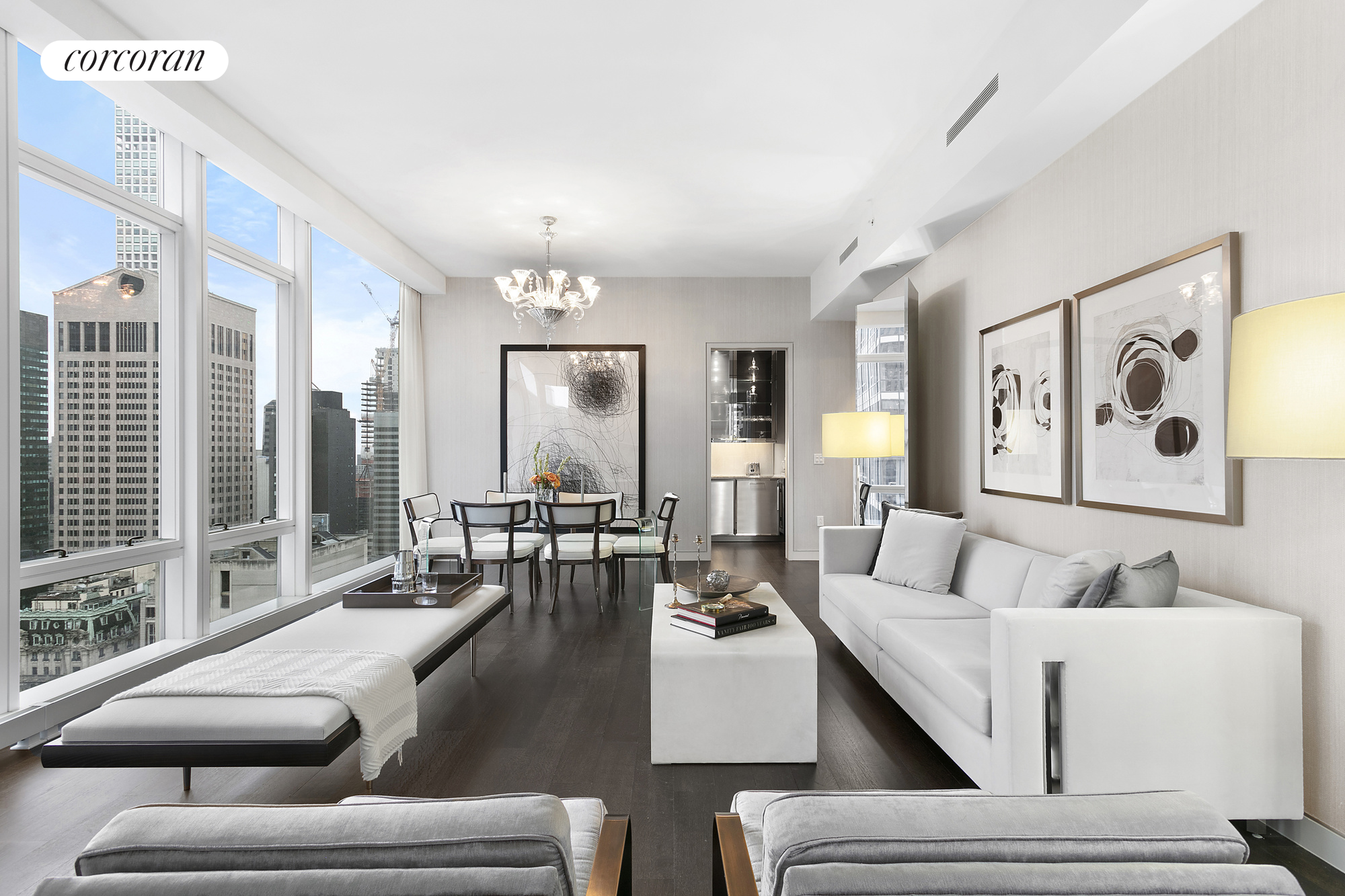 Property at BACCARAT HOTEL & RESIDENCES, 20 West 53rd St, 36B Midtown West, New York, NY 10019