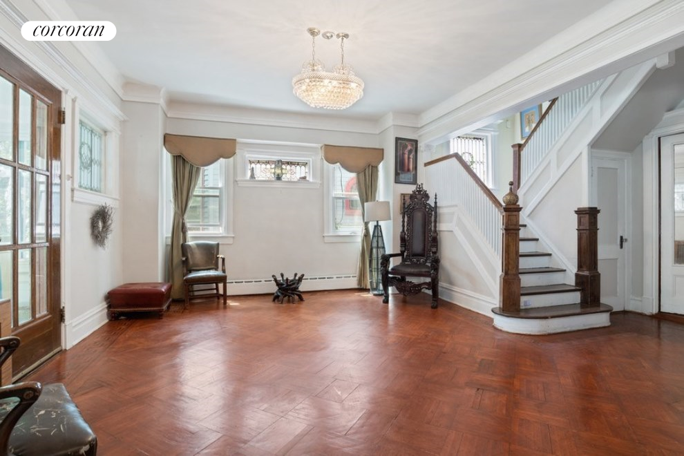 2. Single Family Townhouse for Sale at Prospect Park South, Brooklyn, NY 11218