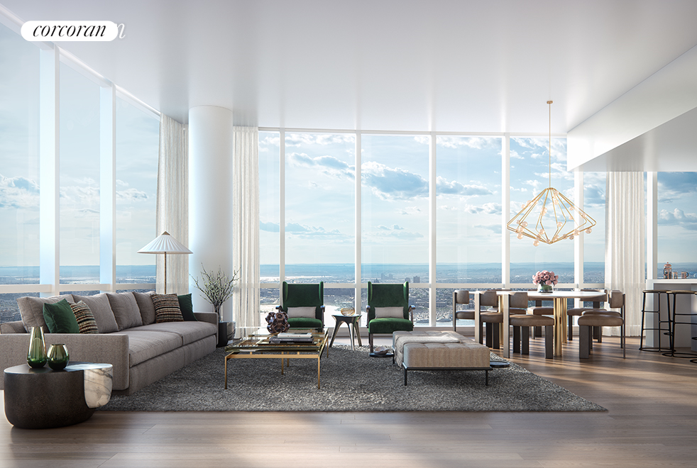 Property at 15 Hudson Yards, 26C New York