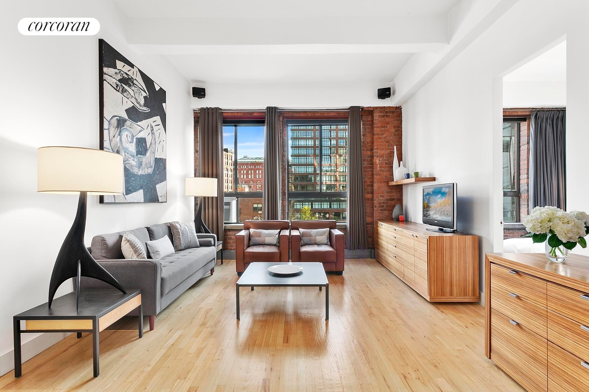 Co-op Properties at 165 Perry St, 5D New York