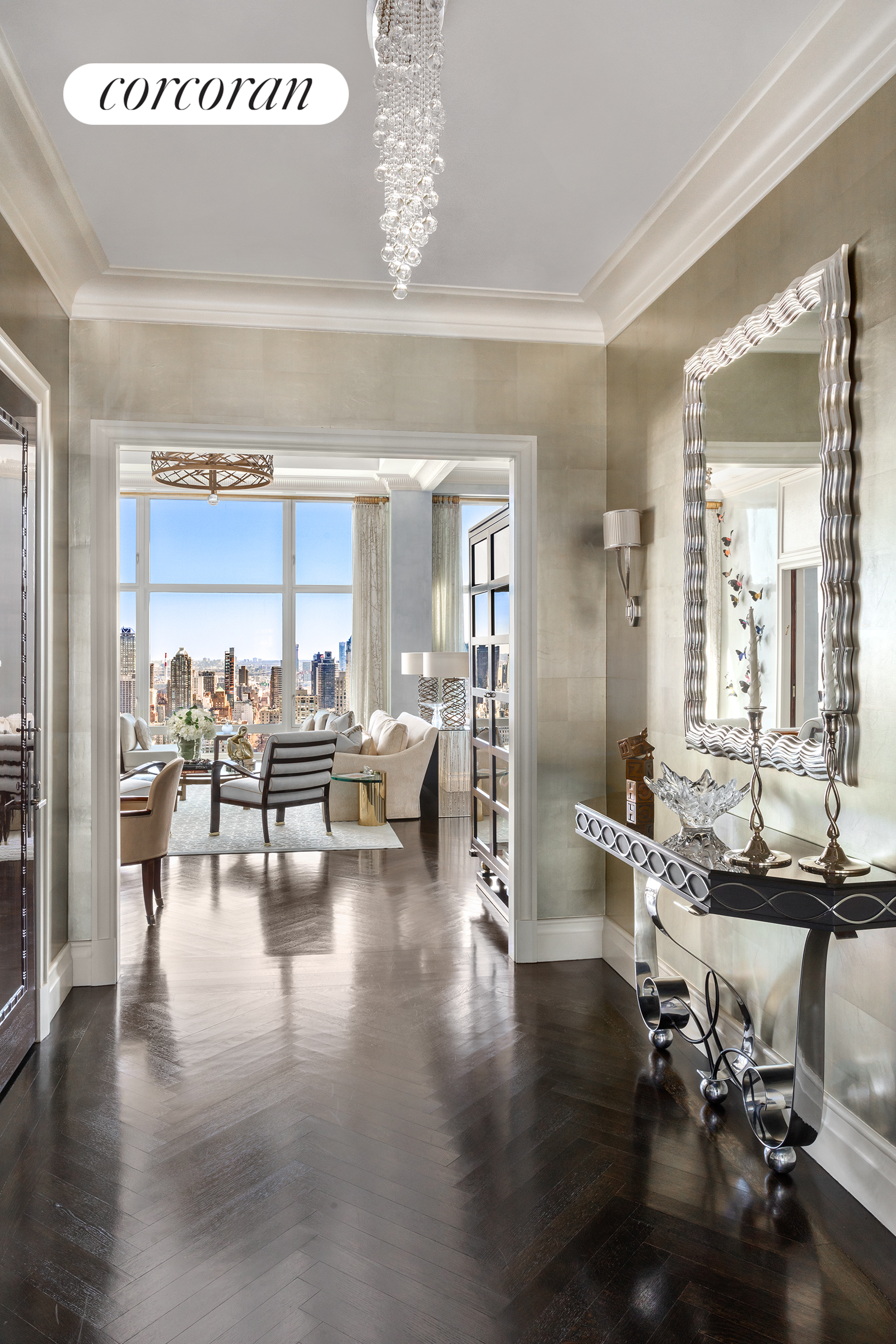 6. Condominiums for Sale at 15 Central Park West, 38C Lincoln Square, New York, NY 10023