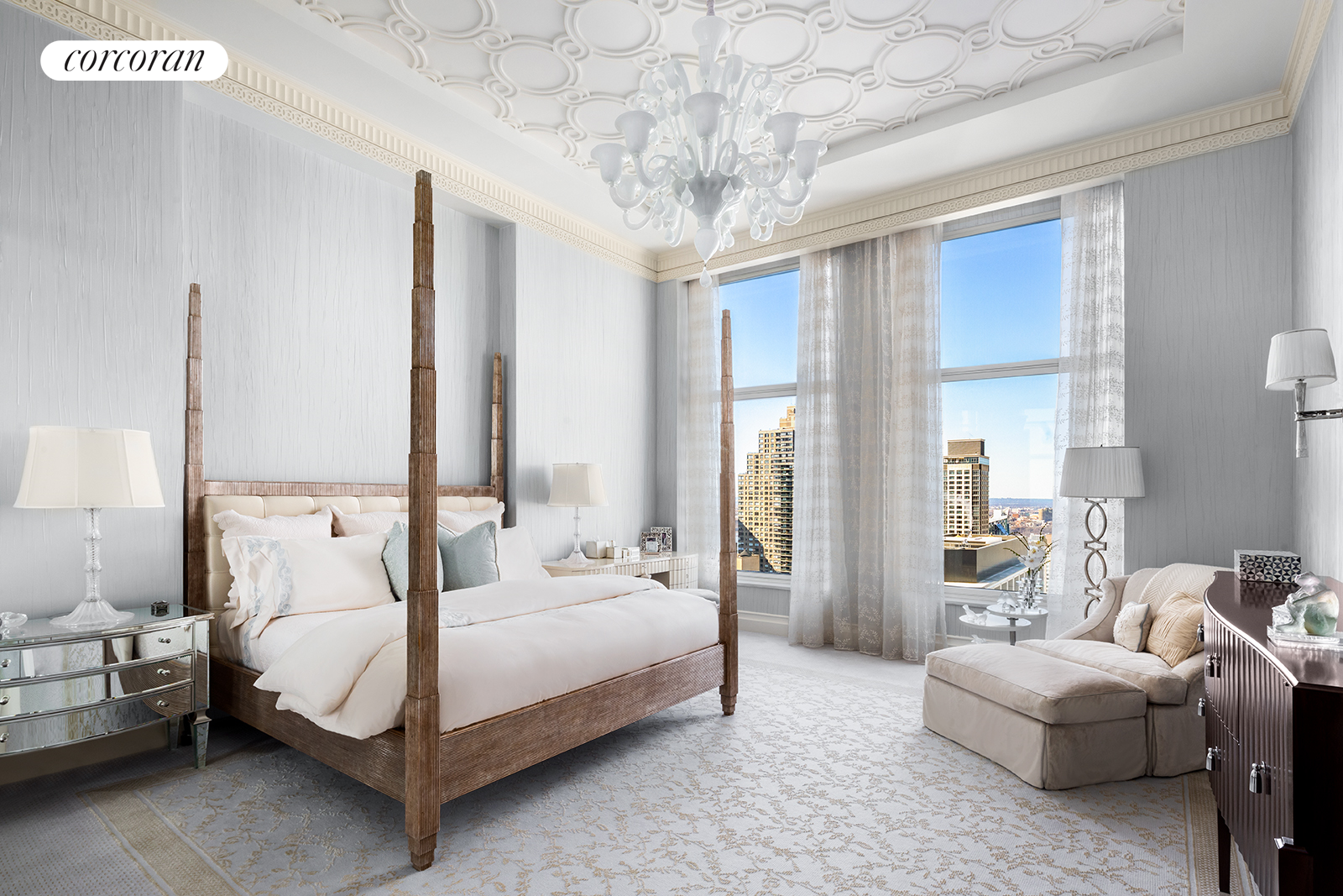 8. Condominiums for Sale at 15 Central Park West, 38C Lincoln Square, New York, NY 10023