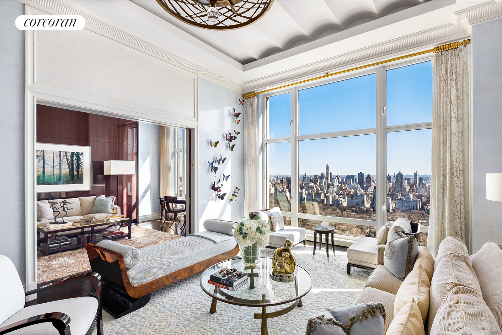 4. Condominiums for Sale at 15 Central Park West, 38C Lincoln Square, New York, NY 10023