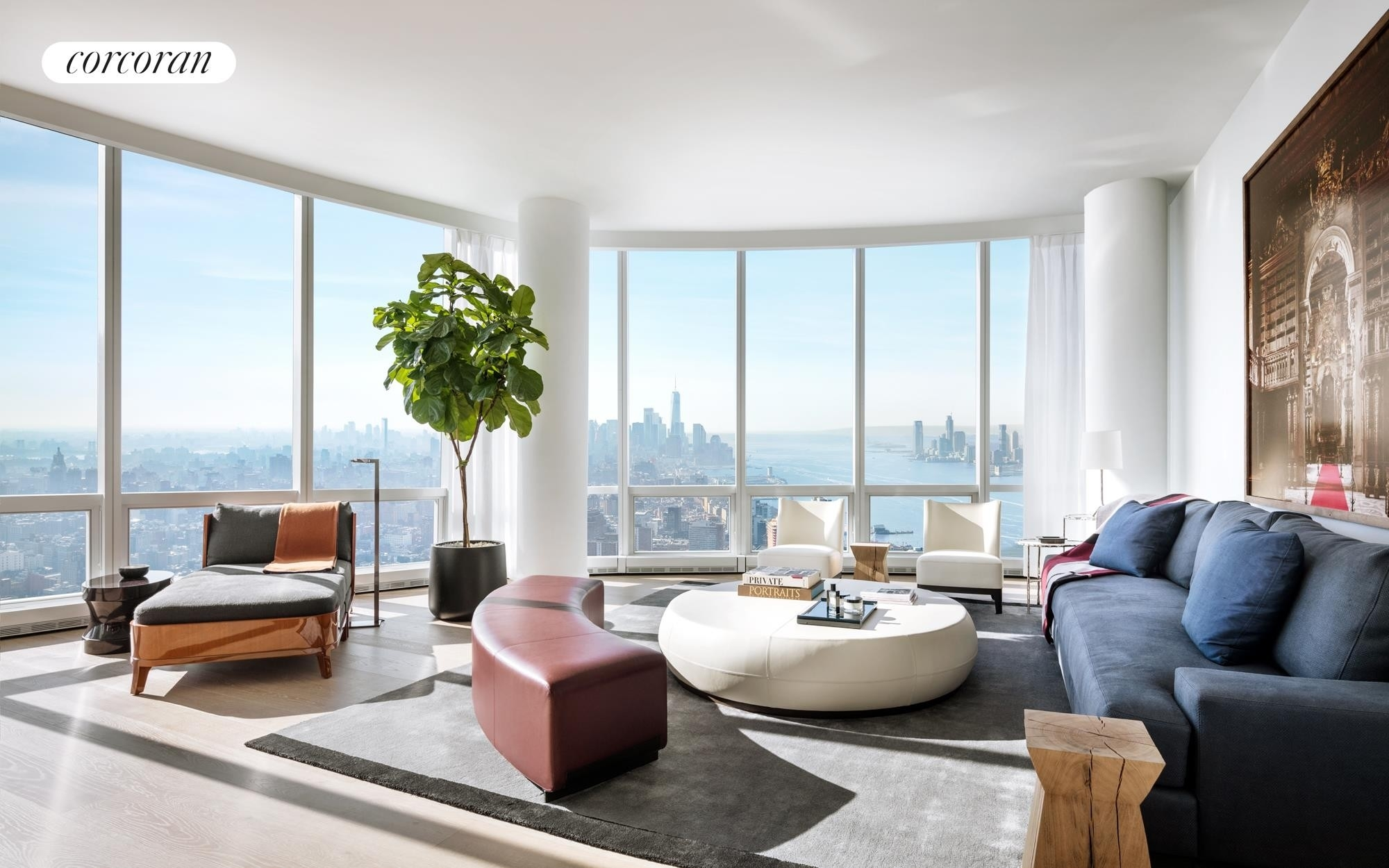 2. Condominiums for Sale at 15 Hudson Yards, 75B Hudson Yards, New York, NY 10001