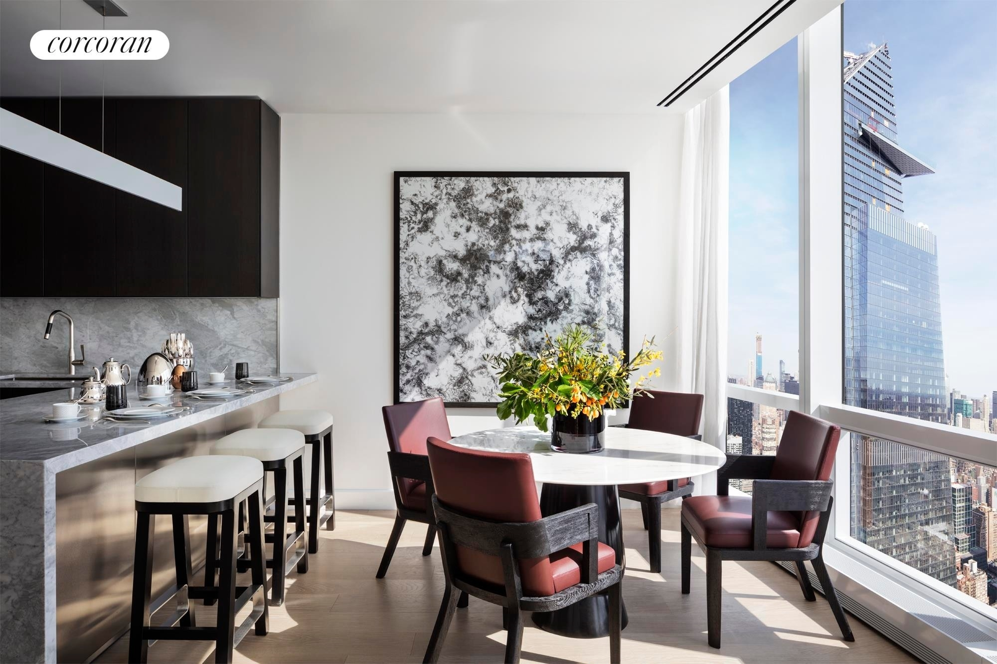 6. Condominiums for Sale at 15 Hudson Yards, 75B Hudson Yards, New York, NY 10001