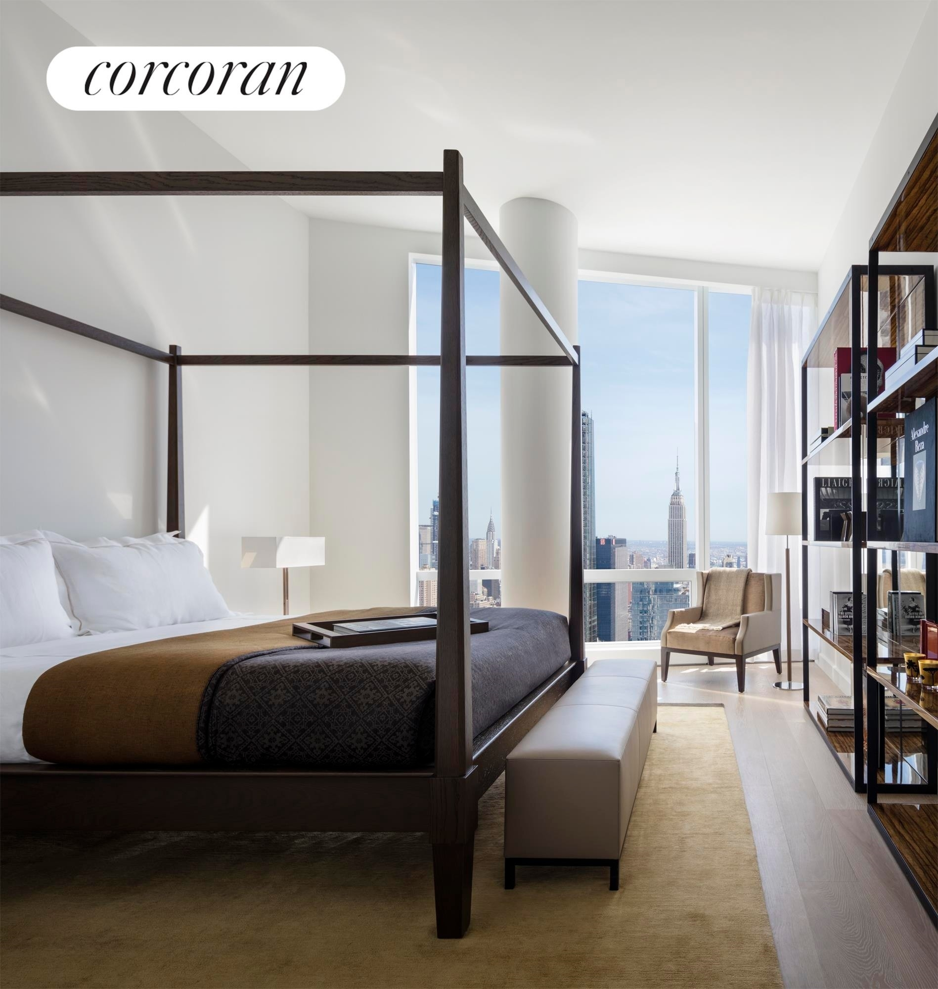7. Condominiums for Sale at 15 Hudson Yards, 75B Hudson Yards, New York, NY 10001