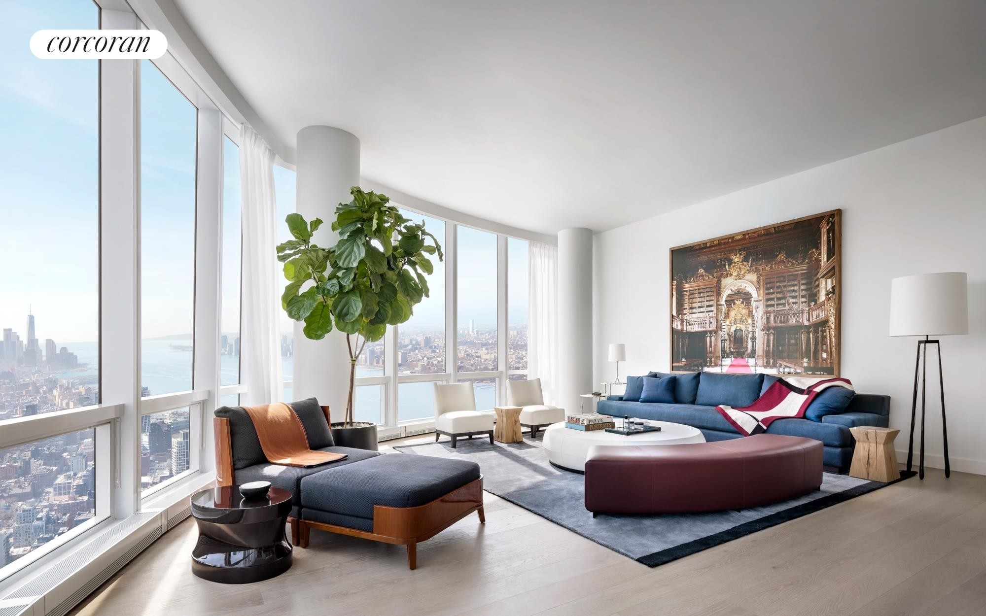 3. Condominiums for Sale at 15 Hudson Yards, 75B Hudson Yards, New York, NY 10001