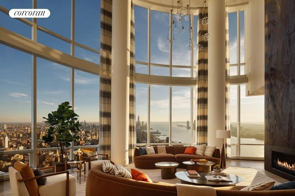Property en 15 Hudson Yards, PH88A Hudson Yards, New York, NY 10001
