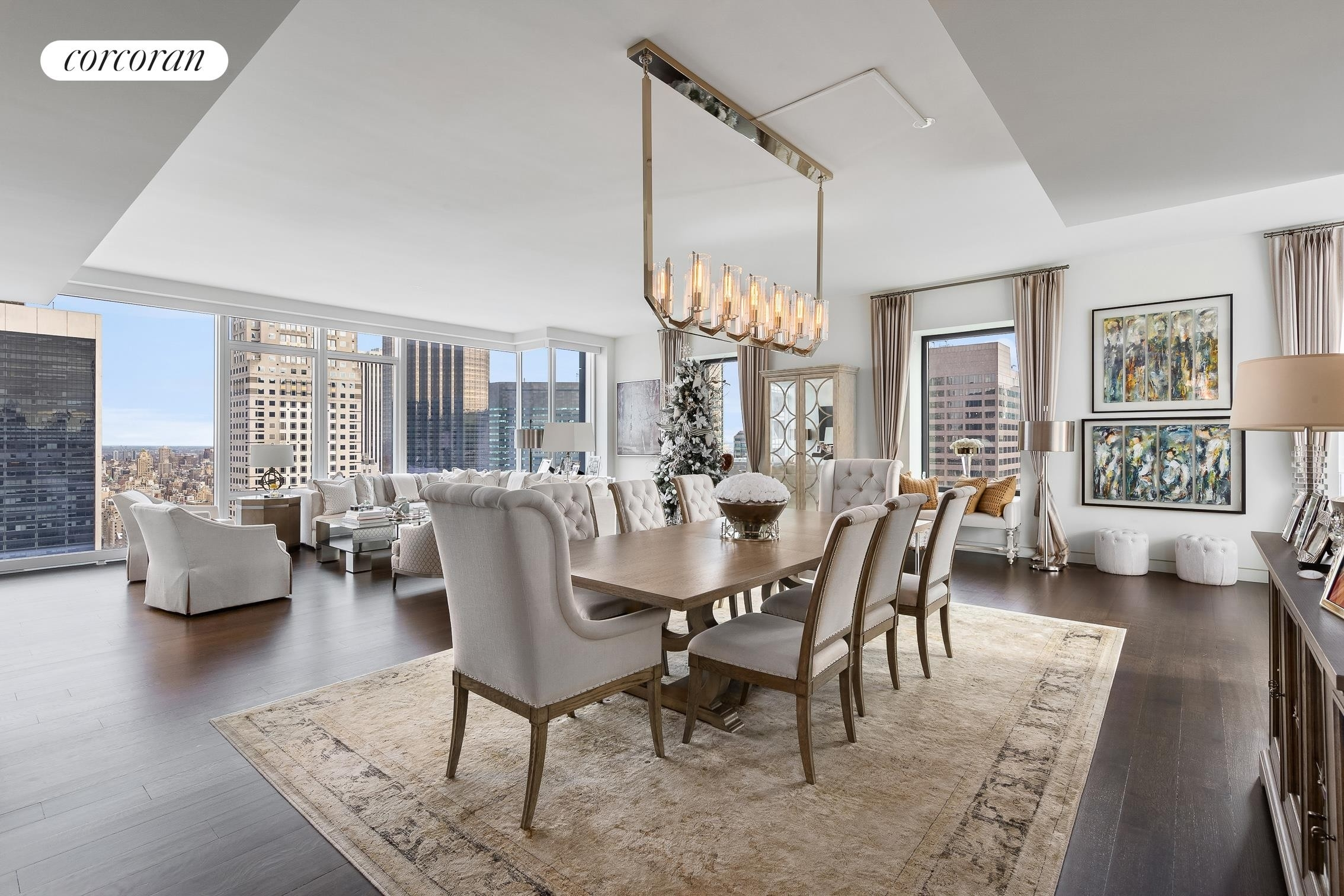 Property at BACCARAT HOTEL & RESIDENCES, 20 West 53rd St, 43FLR Midtown West, New York, NY 10019