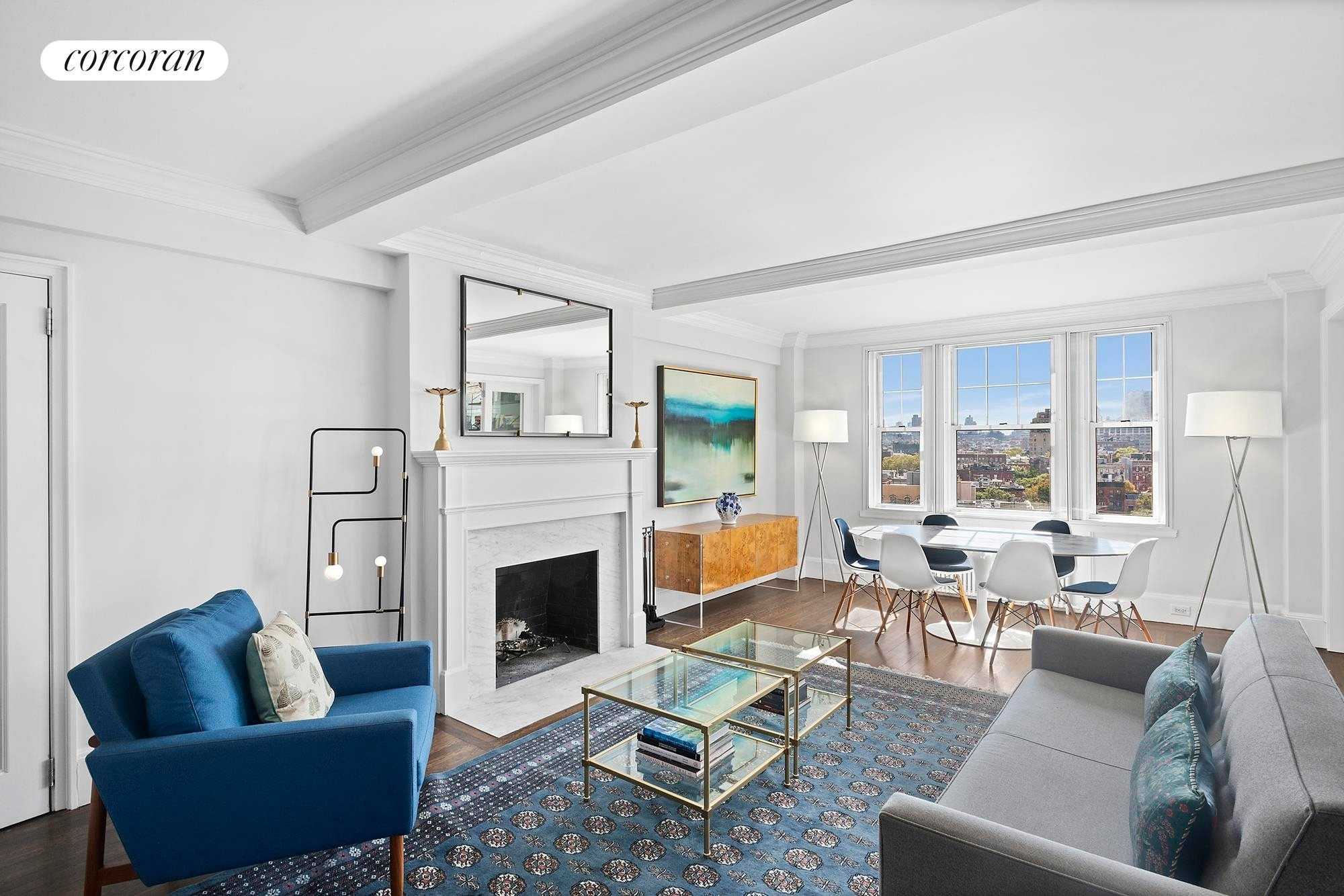 Property at 299 W. 12 CORP., 299 West 12th St, 11D West Village, New York, NY 10014