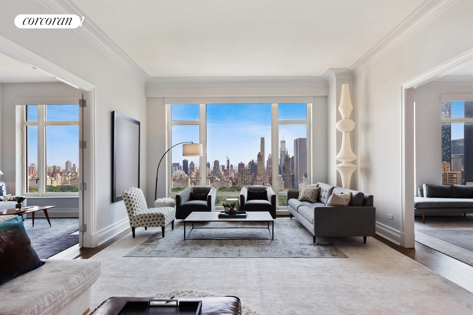 Property at 15 Central Park West, 32C Lincoln Square, New York, NY 10023
