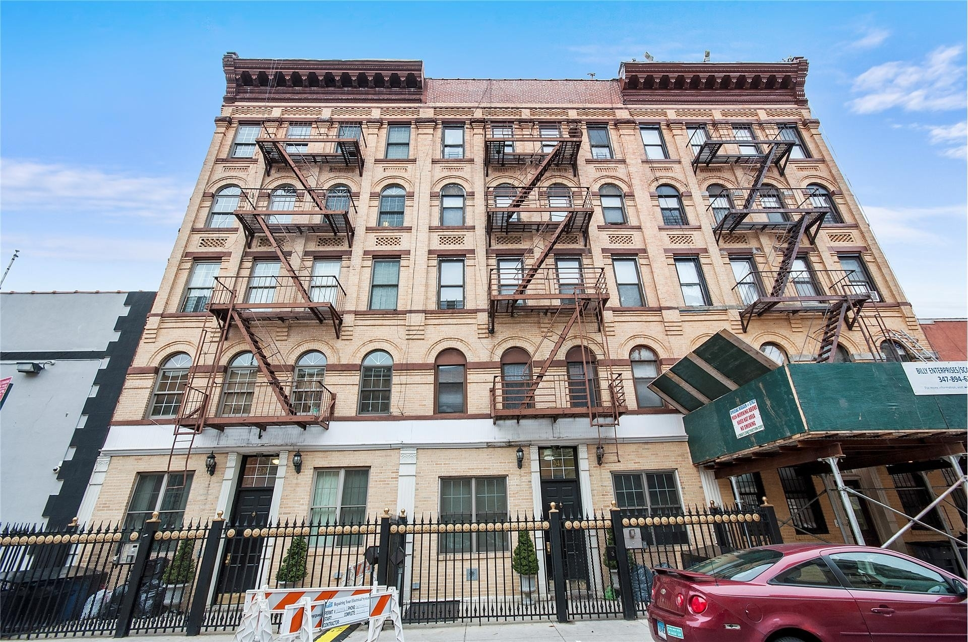 1. building at 239-245 East 120th St, East Harlem, New York, NY