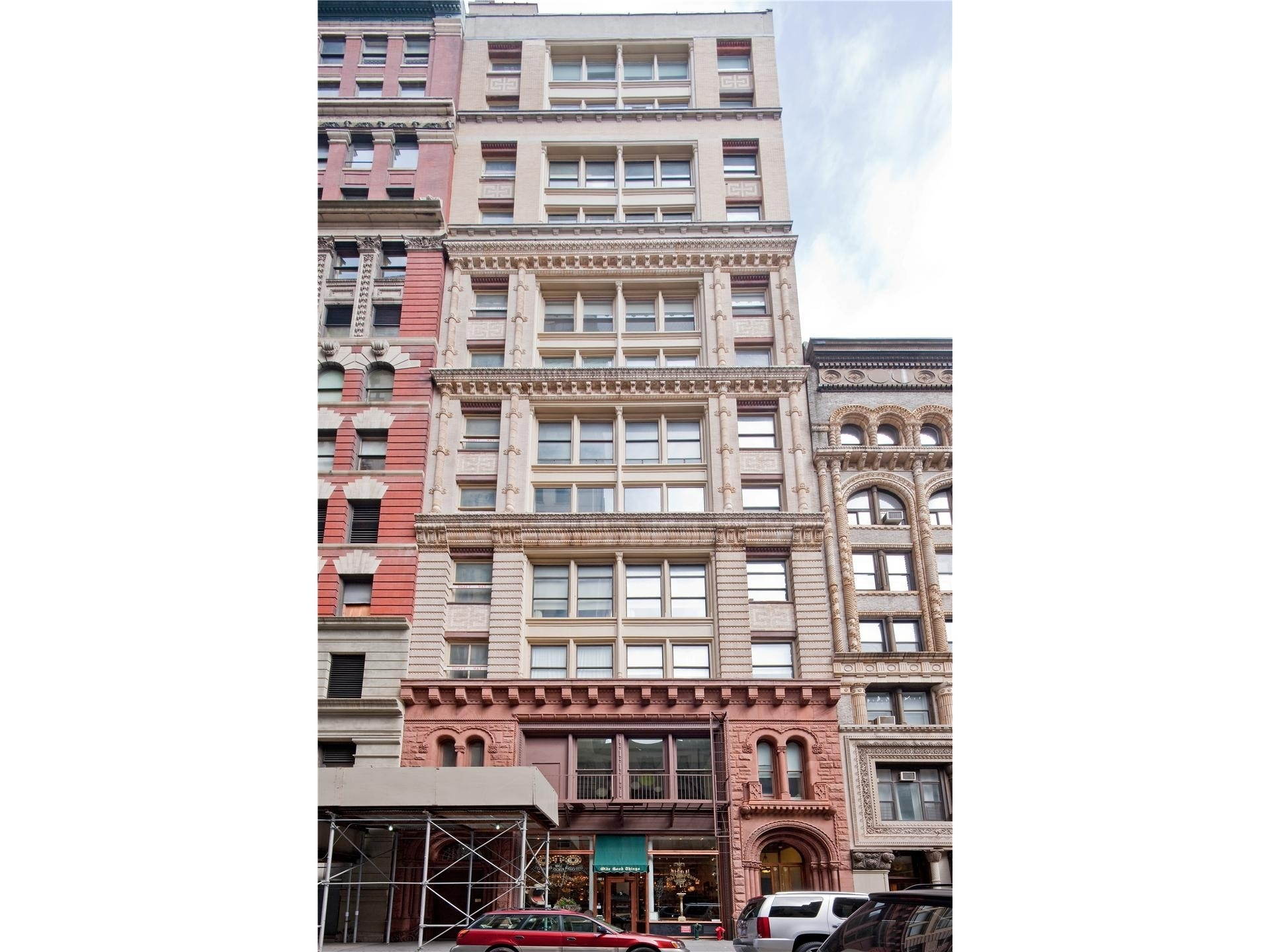 1. PHOTO ARTS BUILDING bâtiment à 5 East 16th St, Midtown Manhattan, New York, NY