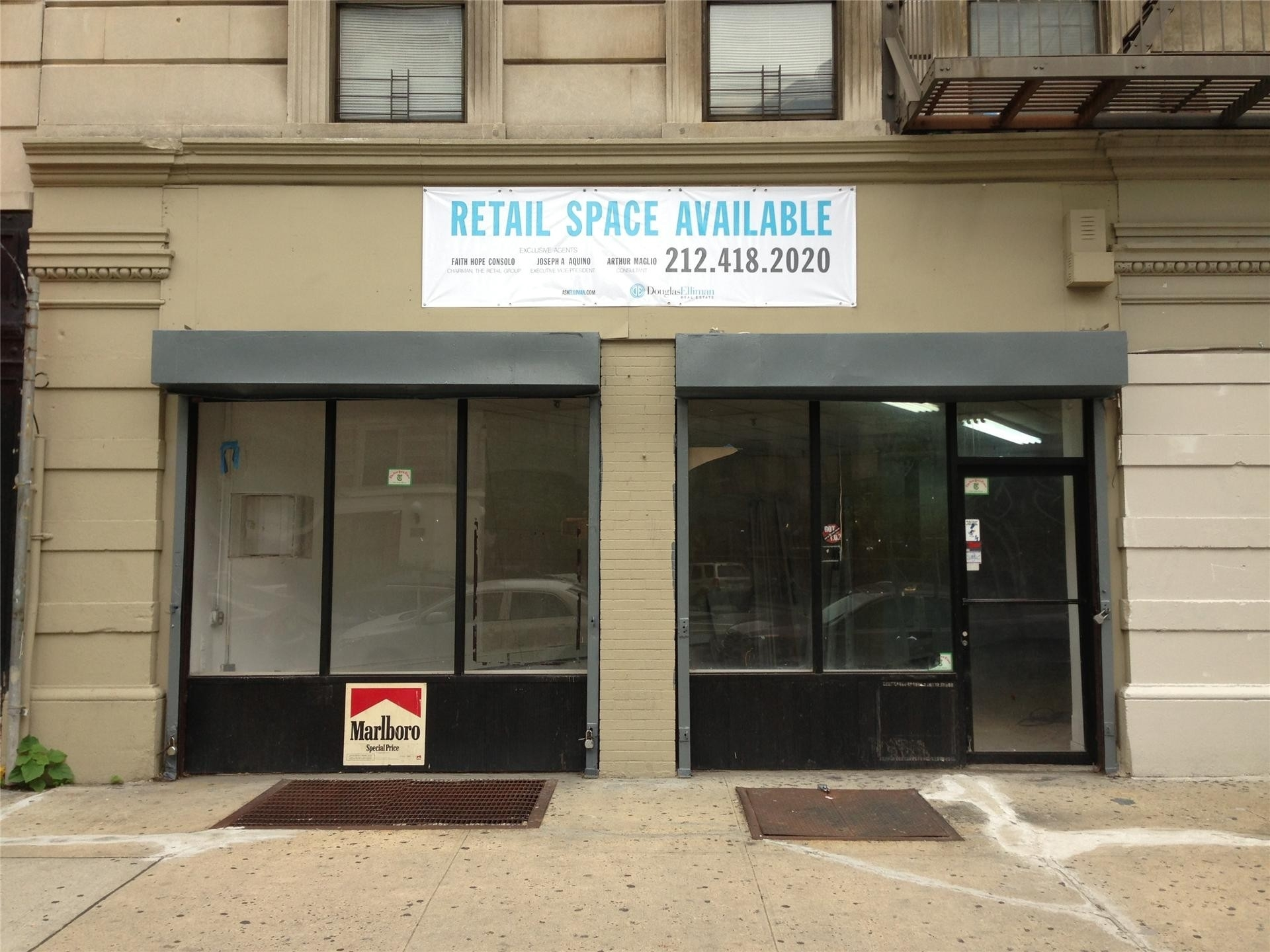 Retail Leases at 71 St Nicholas Avenue, COMMERCIAL New York