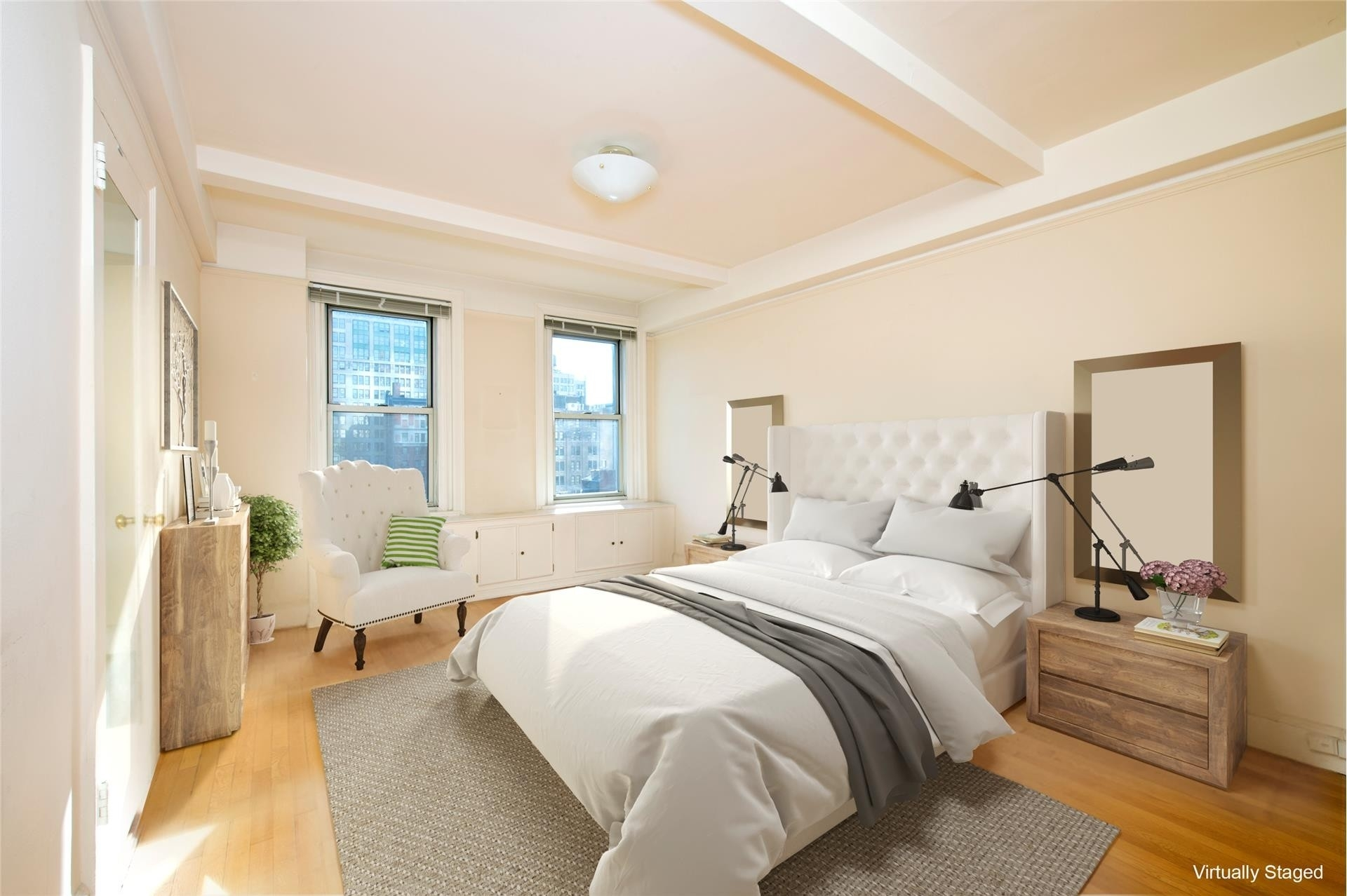 5. Gramercy Park Resid. Corp. здание в 60 Gramercy Park North, Gramercy Park, New York, NY