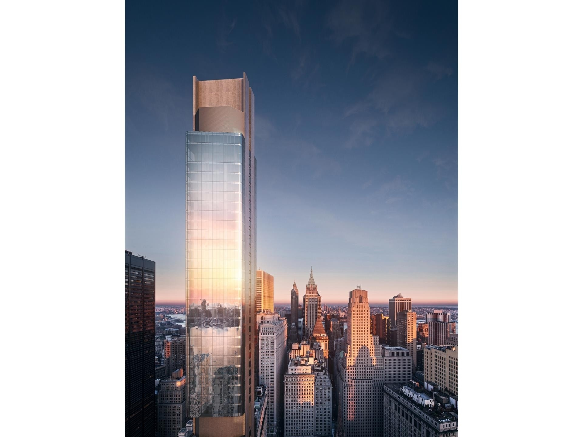 9. bâtiment à 125 Greenwich St, Downtown Manhattan, New York, NY