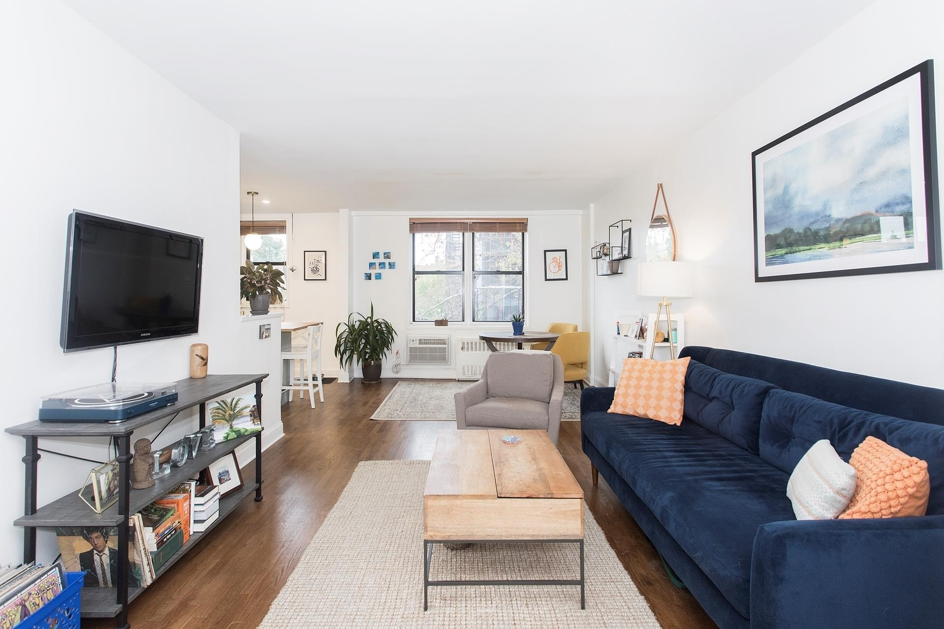 Co-op Properties at 275 Webster Avenue, 3E Brooklyn