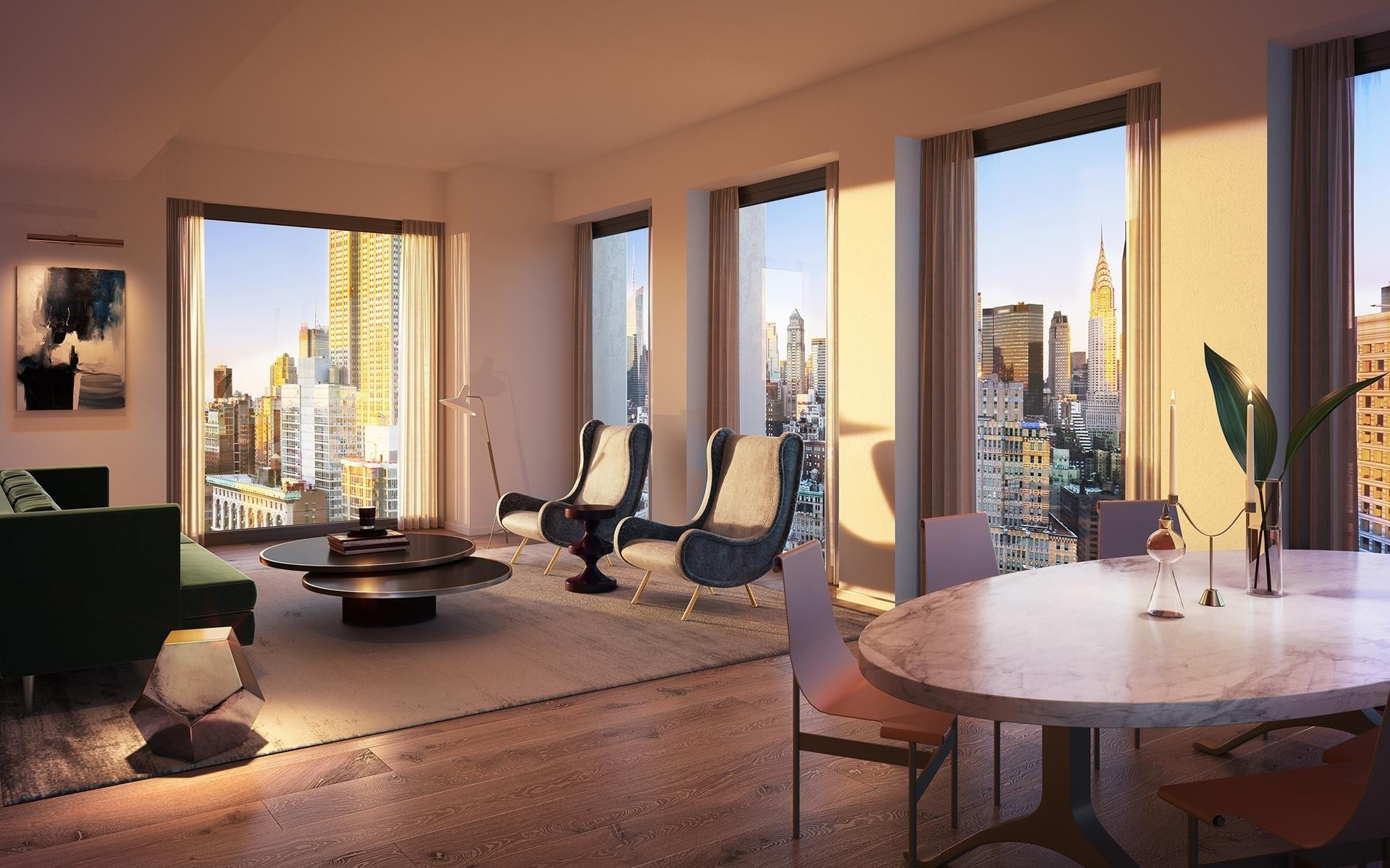 2. Condominiums por un Venta en 30 East 31st St, 6B NoMad, New York, NY 10016