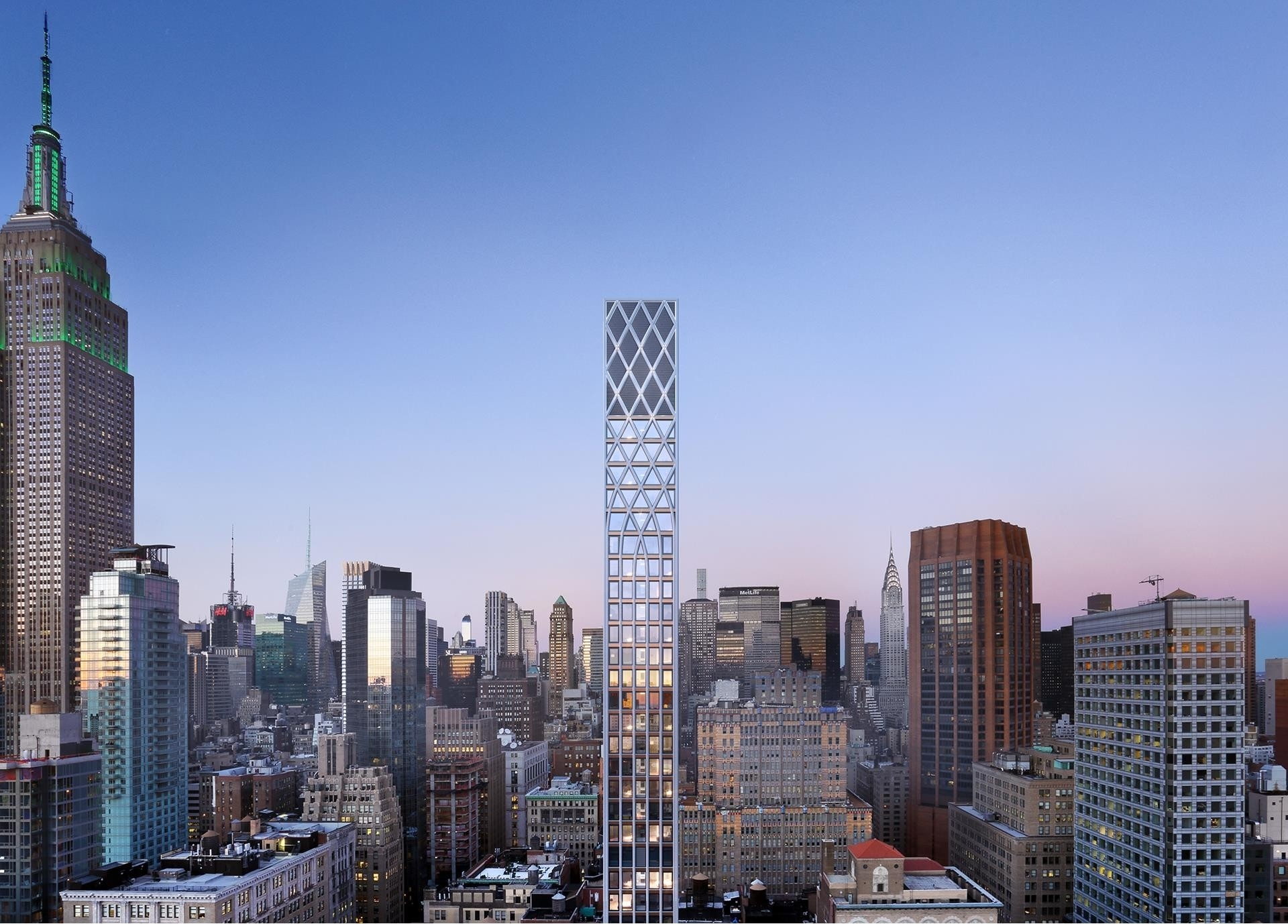1. Condominiums for Sale at 30 East 31st St, 7A NoMad, New York, NY 10016