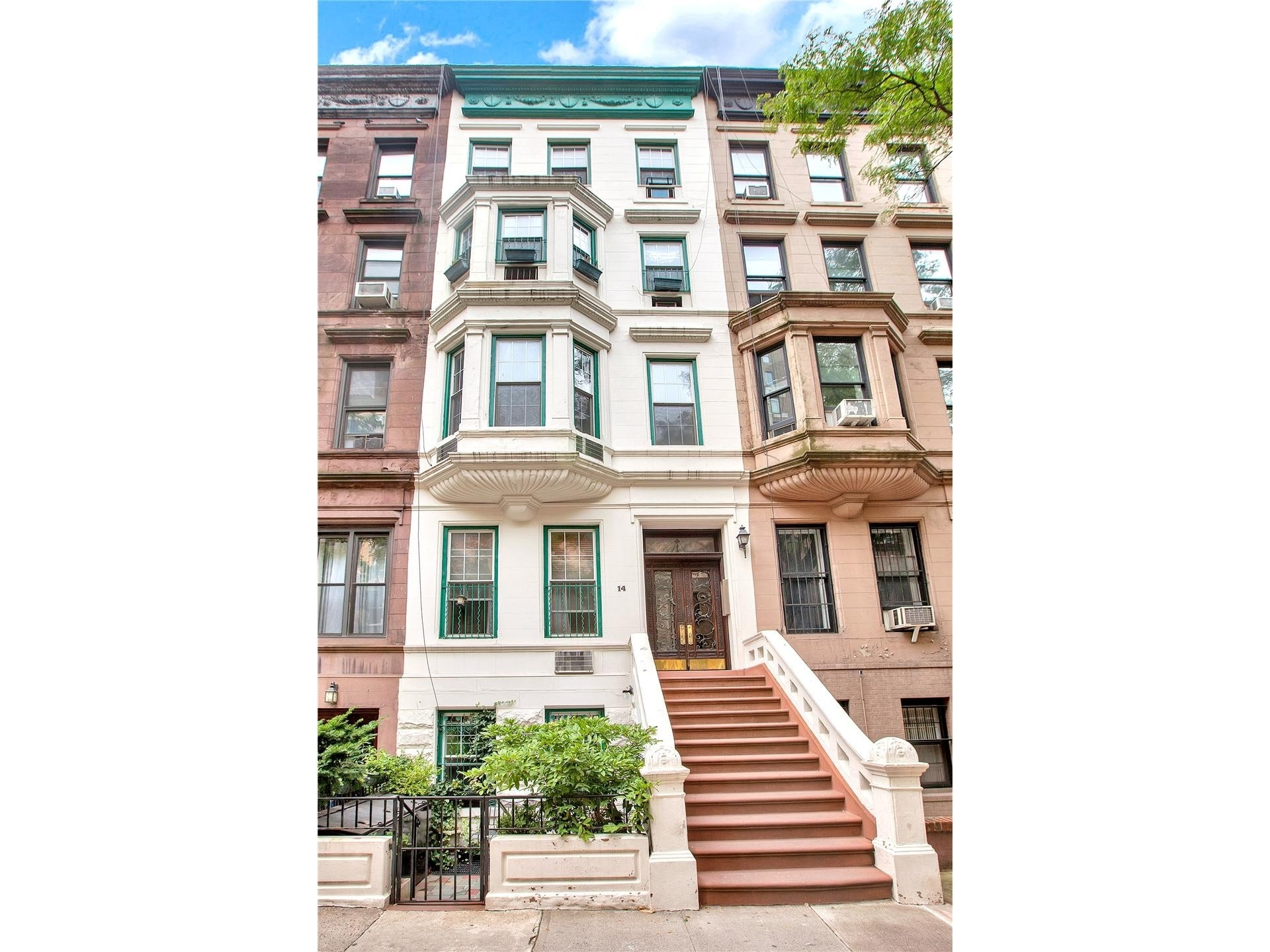 1. здание в 14 West 87th St, Upper Manhattan, New York, NY