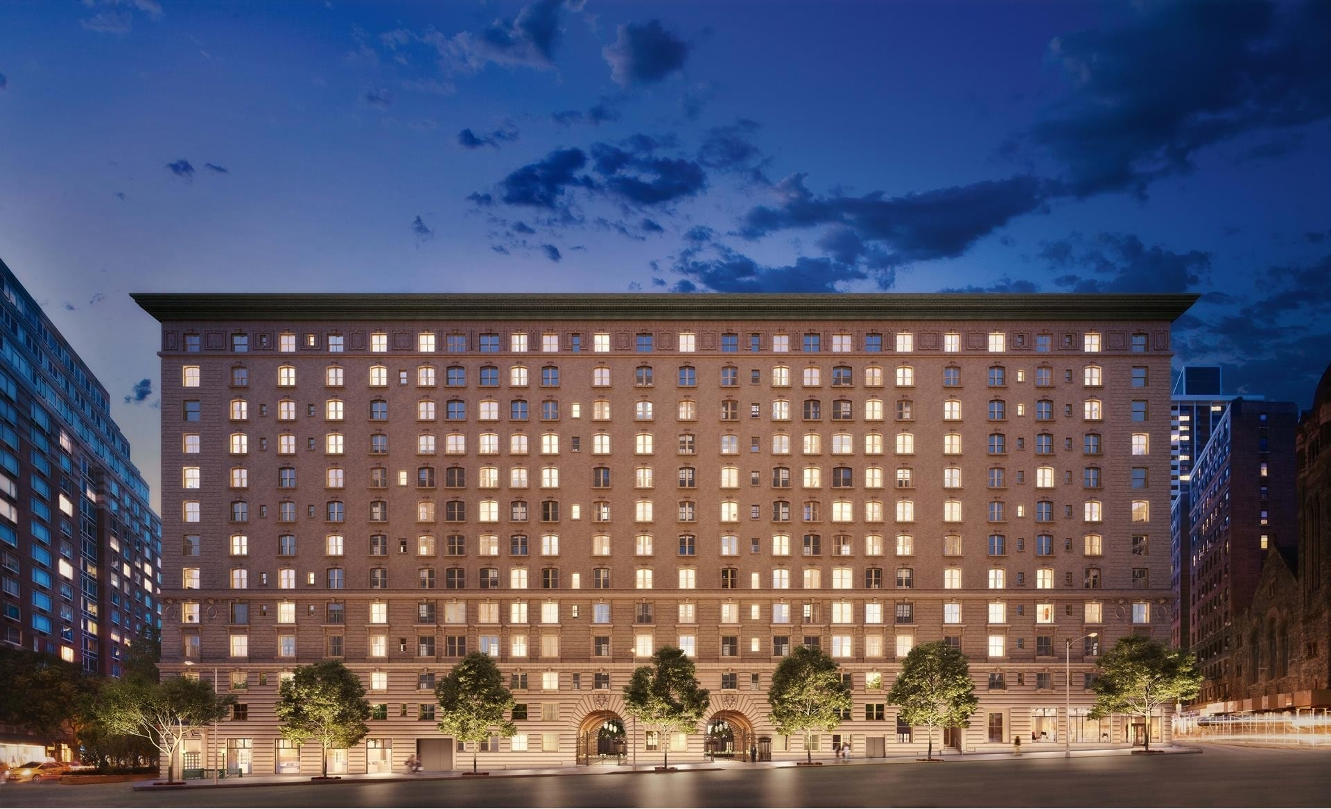 1. Condominiums for Sale at The Belnord, 225 West 86th St, 901 Upper West Side, New York, NY 10024