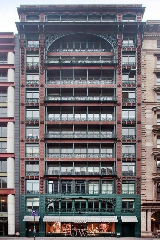 1. building at 88 Prince St, Downtown Manhattan, New York, NY