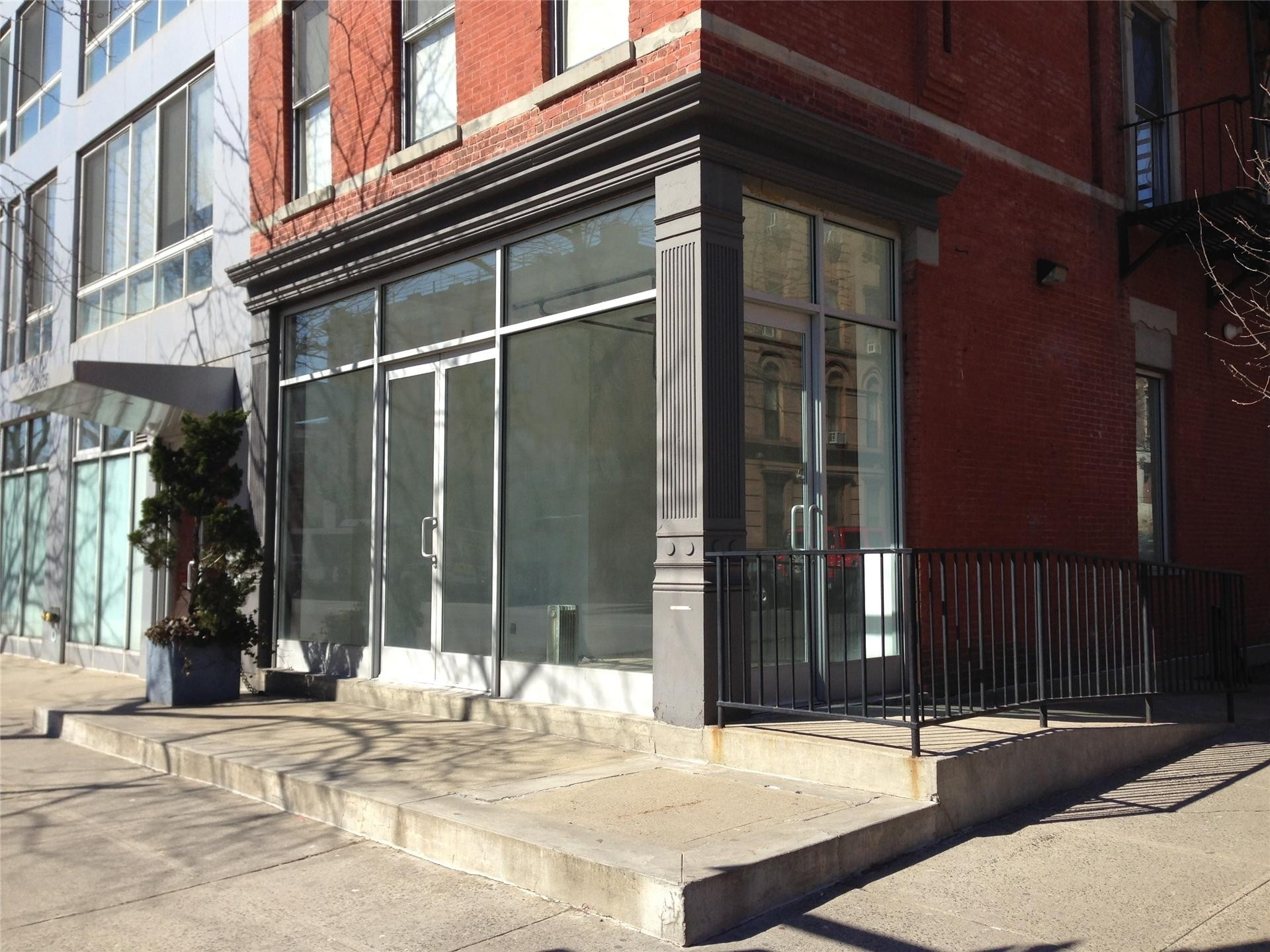 1. Retail Leases at One Striver's Row, 2605 Frederick Douglass Boulevard, RETAIL New York