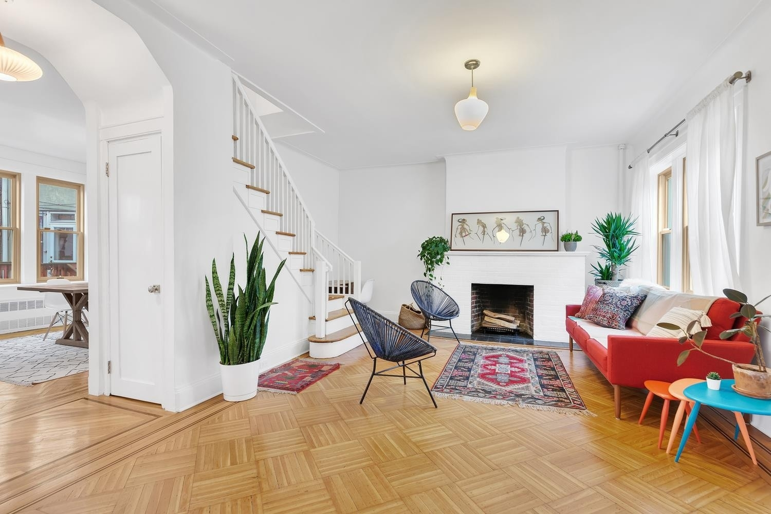 Single Family Townhouse at Brooklyn