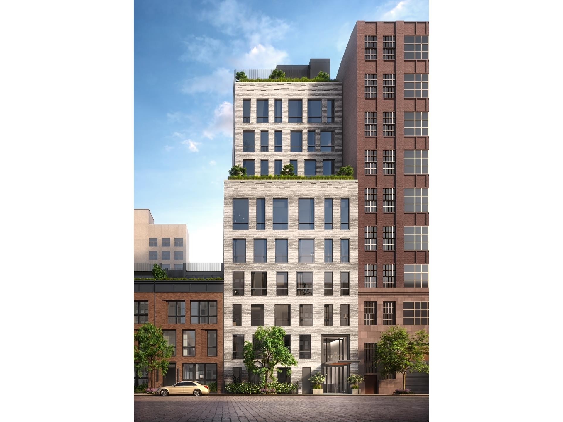 18. Condominiums 為 特賣 在 111 Leroy St, 5 West Village, 纽约, NY 10014