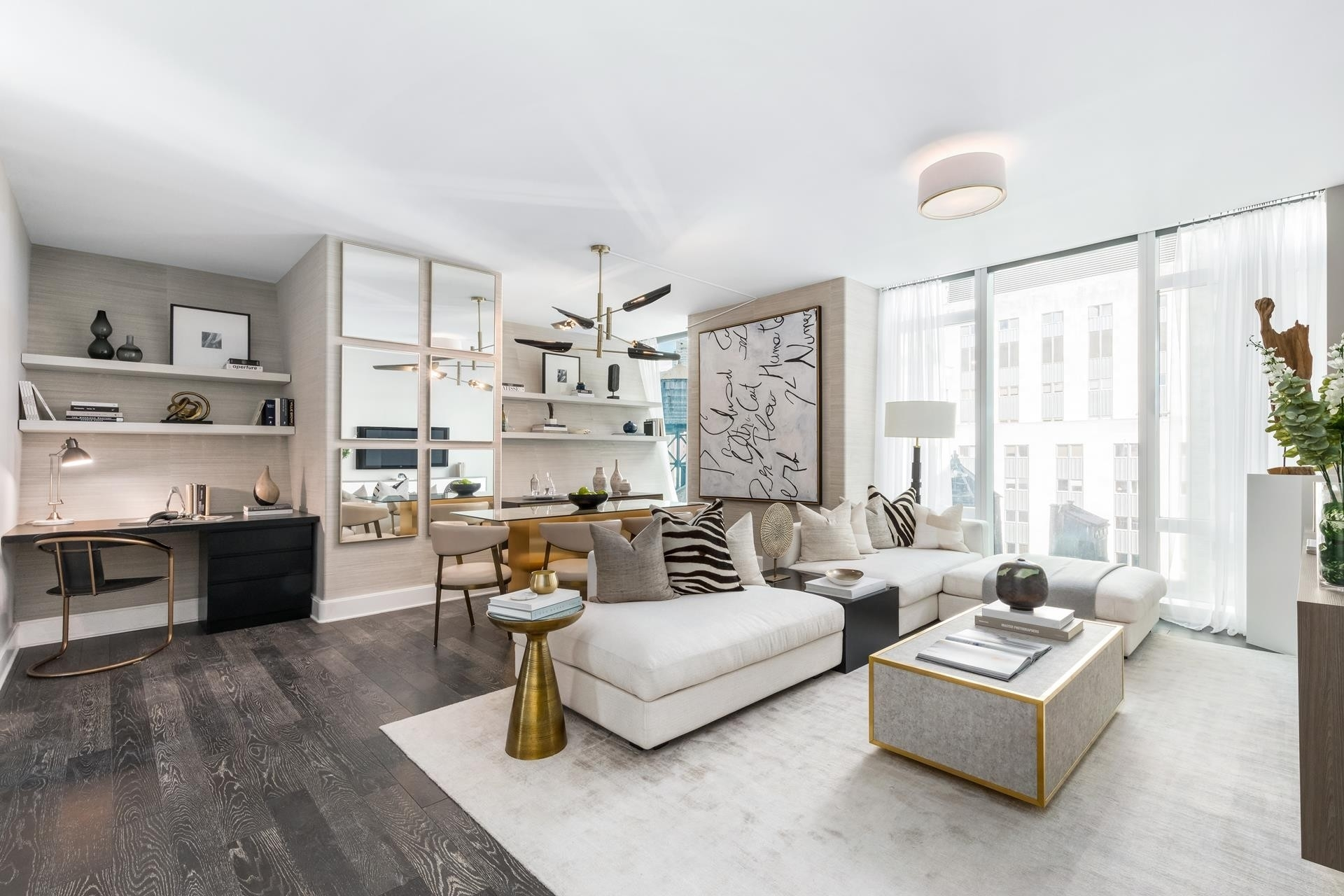 Condominium at Madison Square Park Tower, 45 East 22nd St, 16A New York