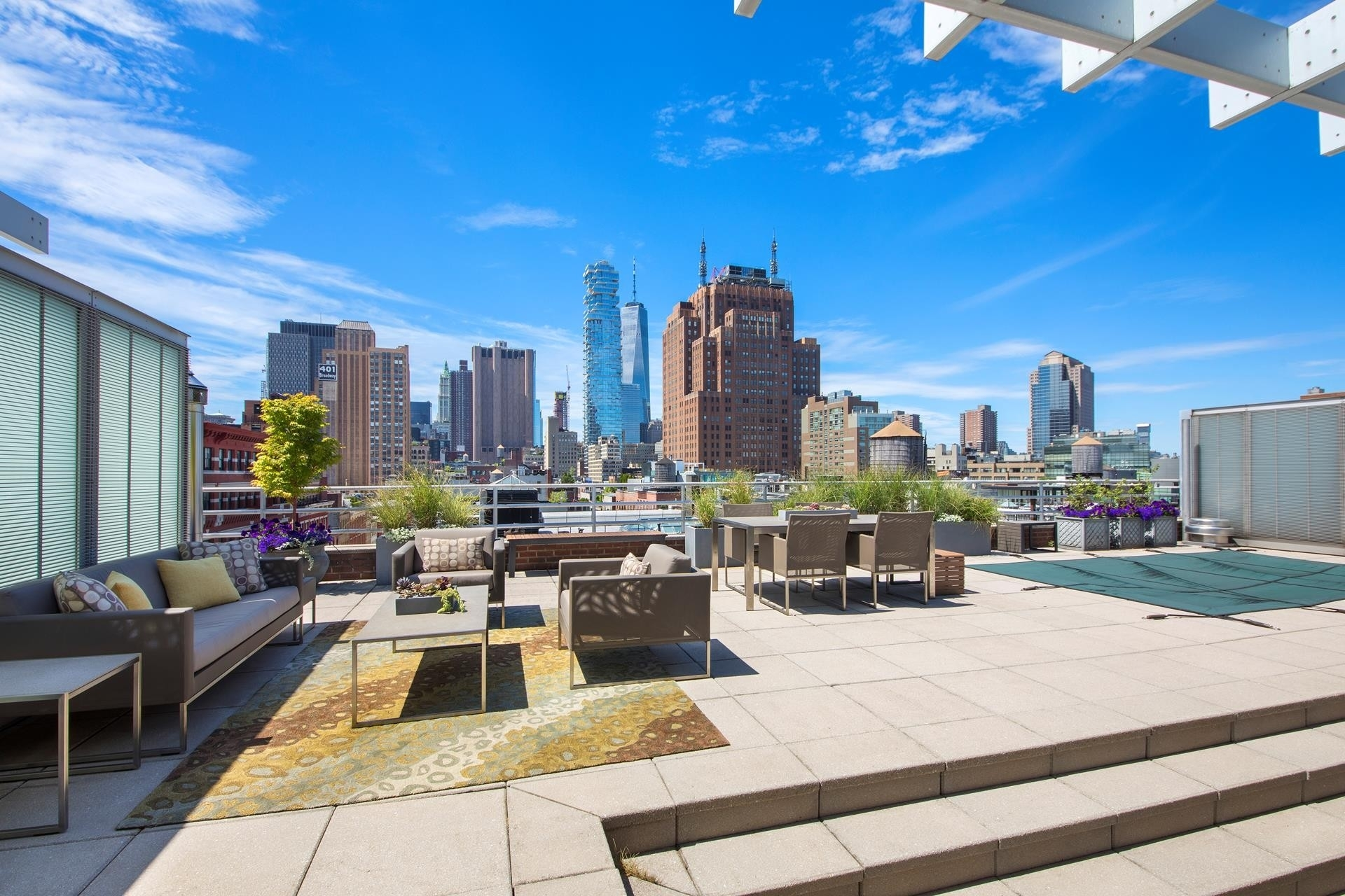 Property at The Grand Mercer, 47 Mercer St, PH SoHo, New York, NY 10013