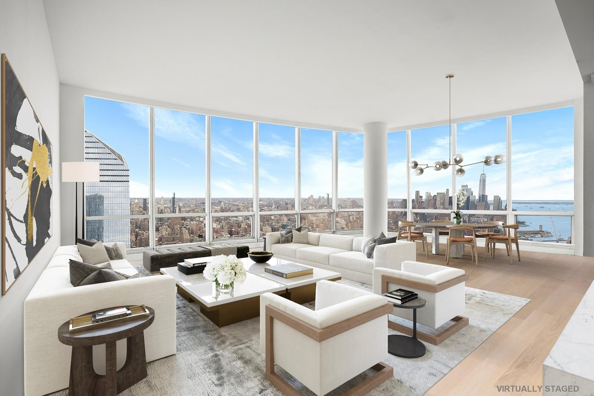 Property at 15 Hudson Yards, 75A New York