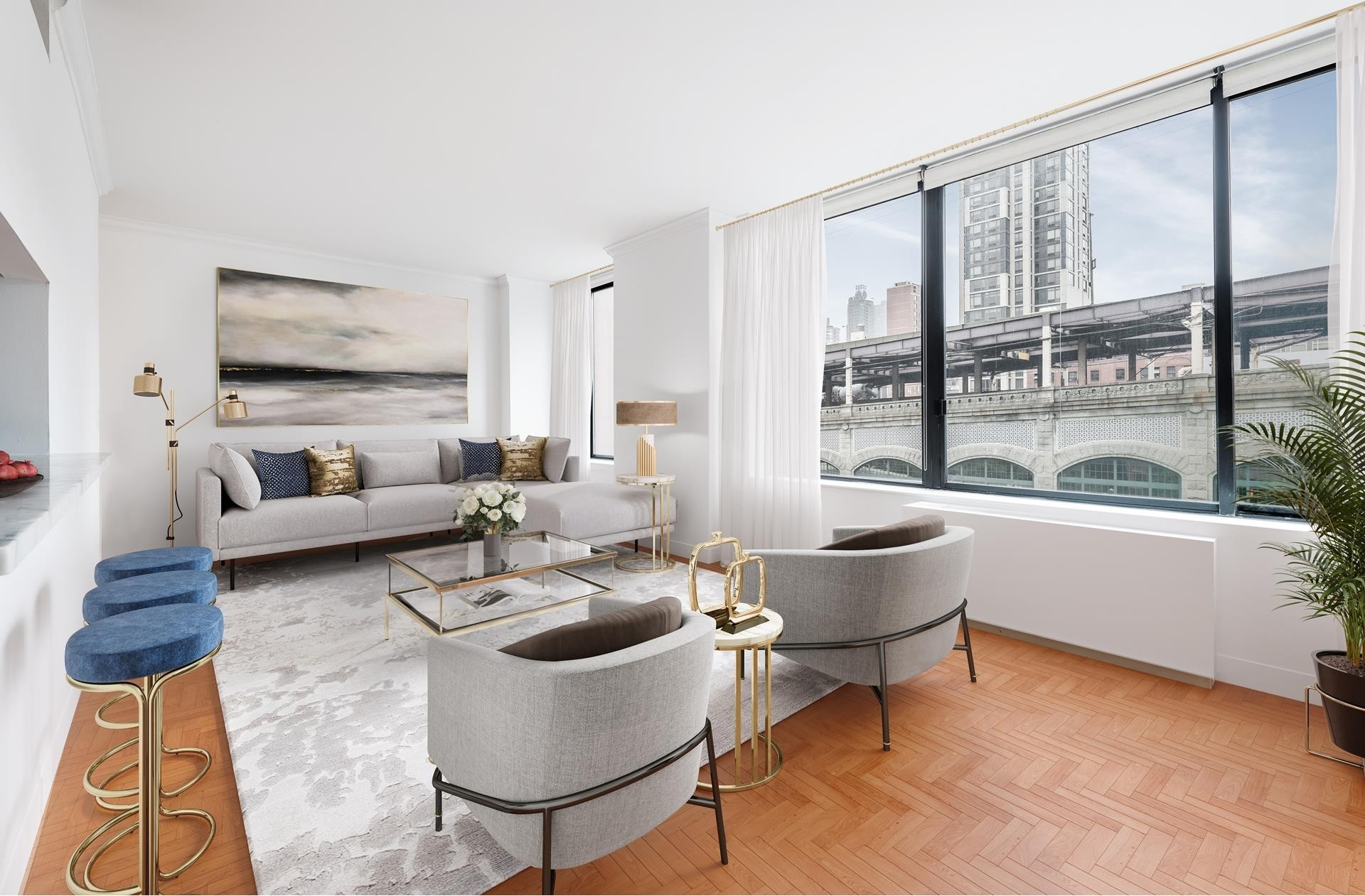 Coopérative / Condo pour l Vente à GRAND SUTTON, 418 East 59th St, 5C Sutton Place, New York, NY 10022