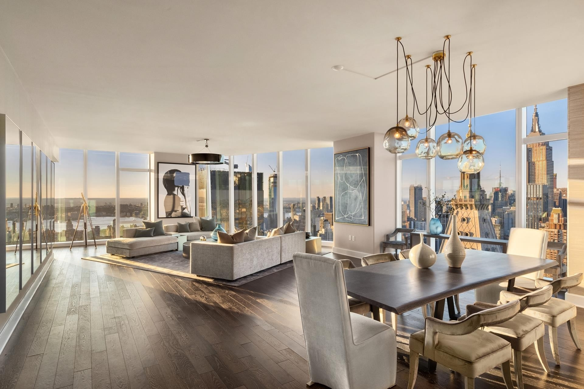 Condominium at Madison Square Park Tower, 45 East 22nd St, 57A New York