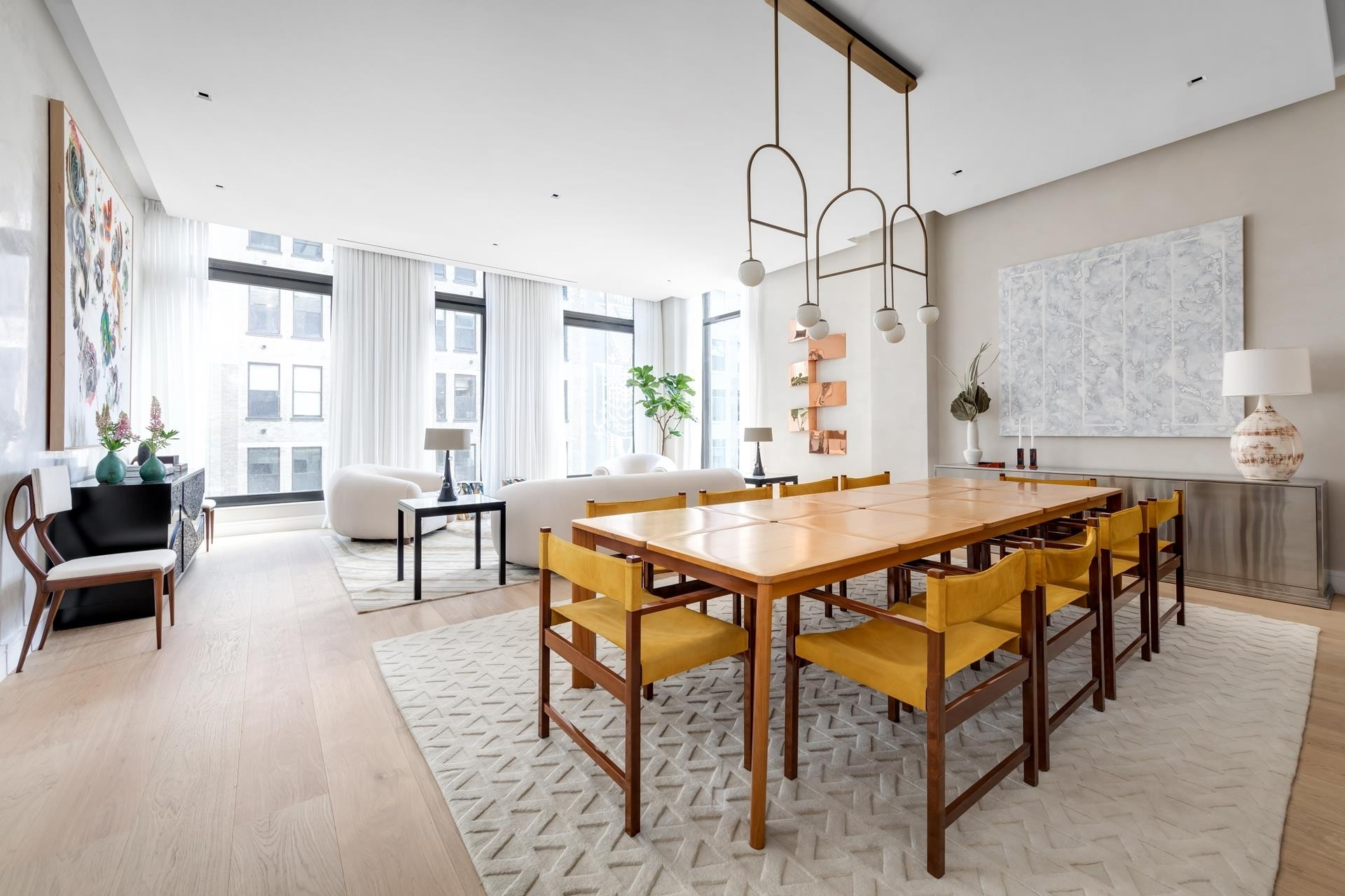 2. Condominiums for Sale at 111 Leroy St, 4 West Village, New York, NY 10014