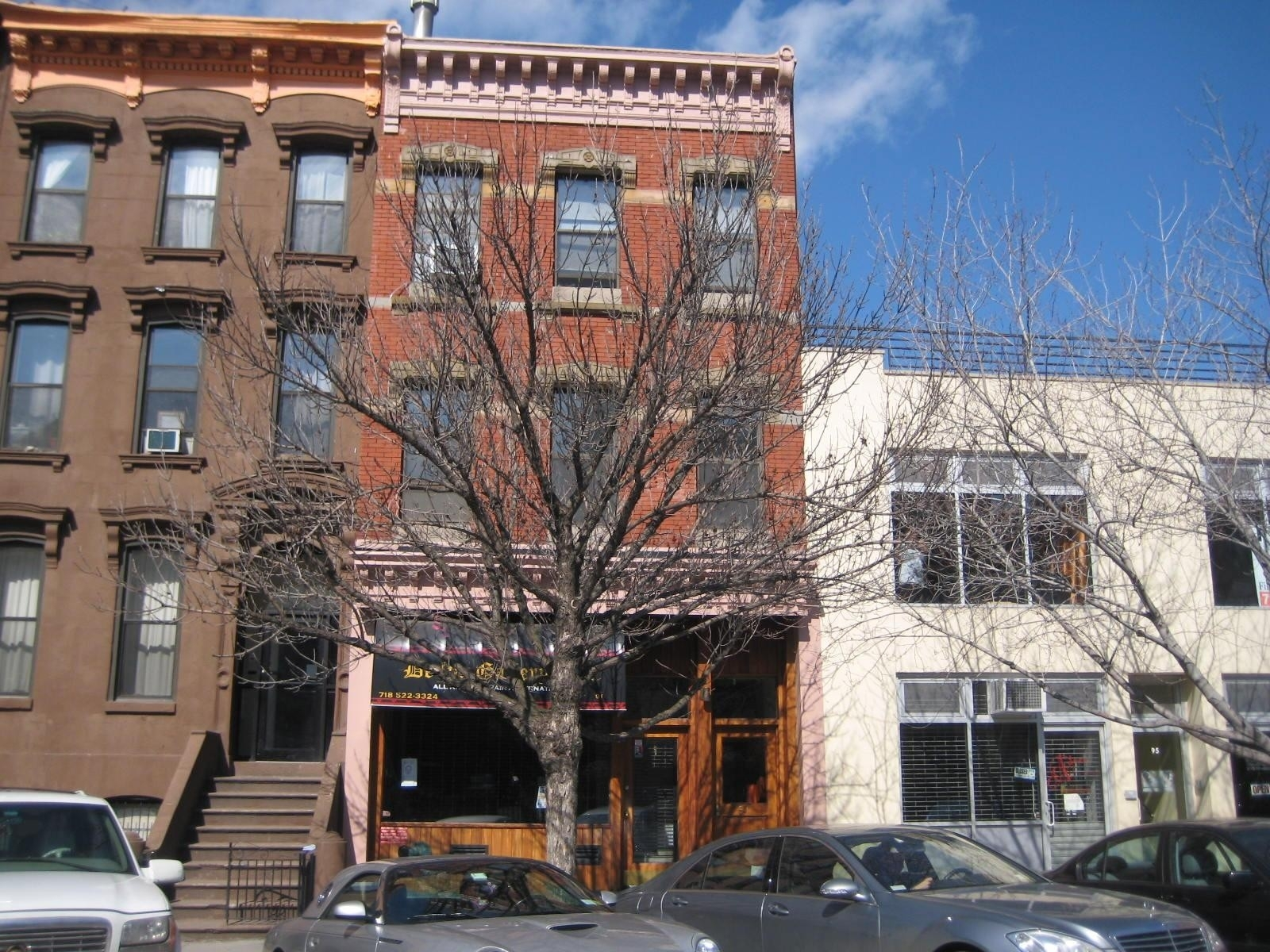 1. 建於91 Hanson Pl, Fort Greene, Brooklyn, NY