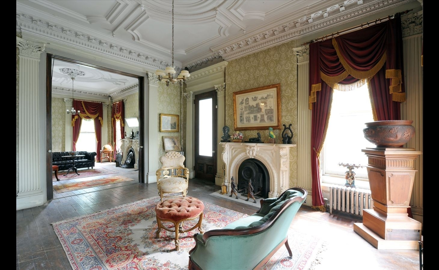 1. THE STEINWAY MANSION建於18-33 41st St, Astoria, Queens, NY
