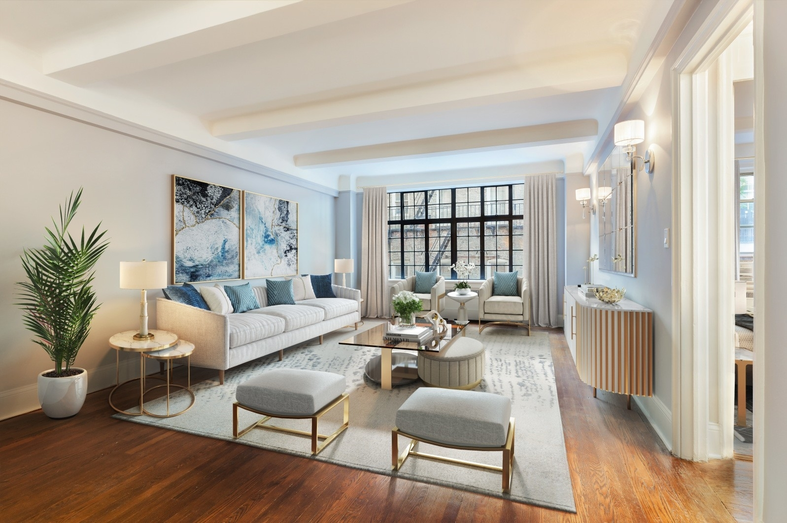 1. Co-op Properties for Sale at GRAMERCY OWNERS LTD, 44 Gramercy Park North, 4D Gramercy Park, New York, NY 10010